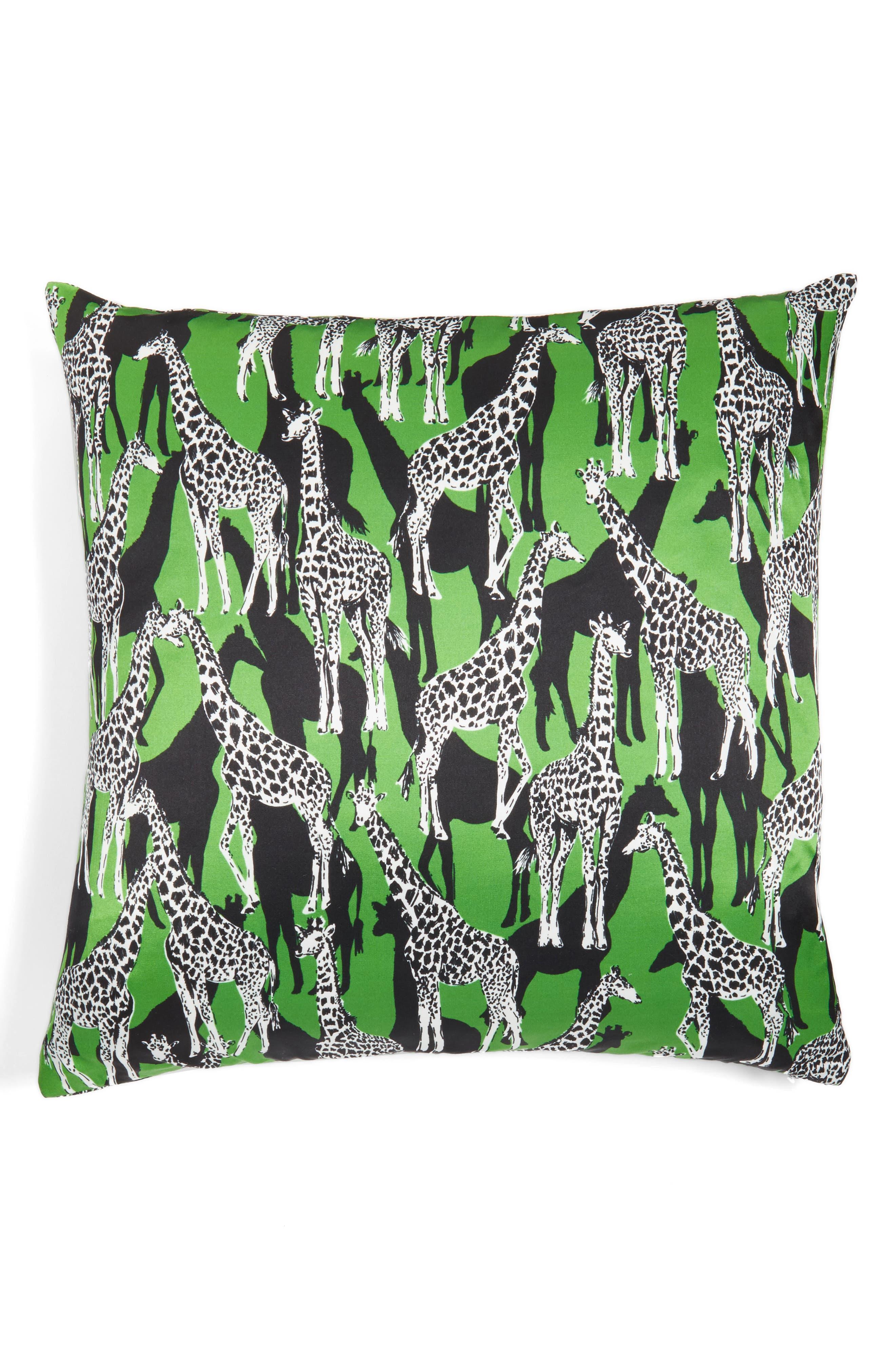 animal accent pillow,                             Main thumbnail 1, color,                             300