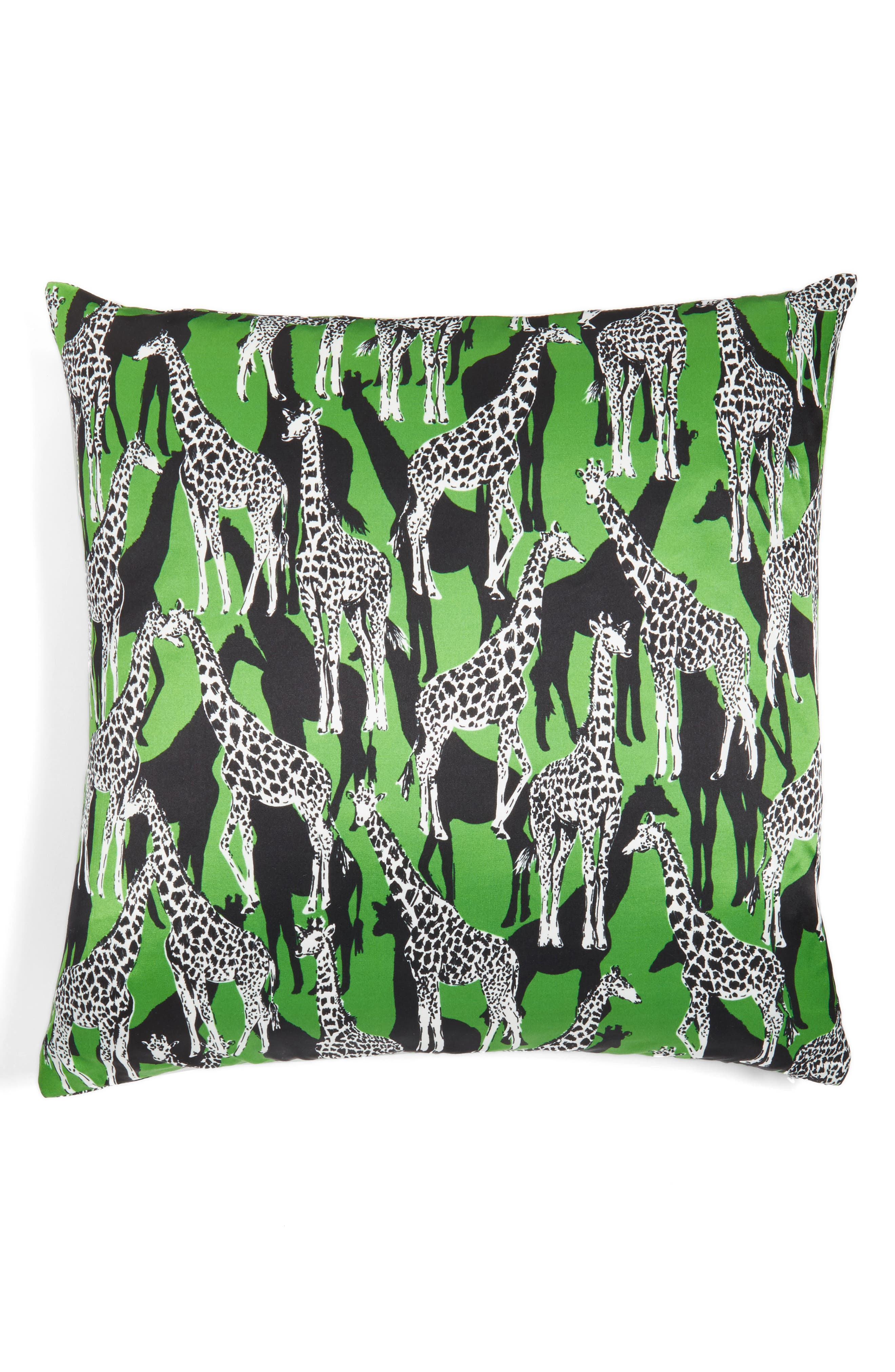 animal accent pillow,                         Main,                         color, 300