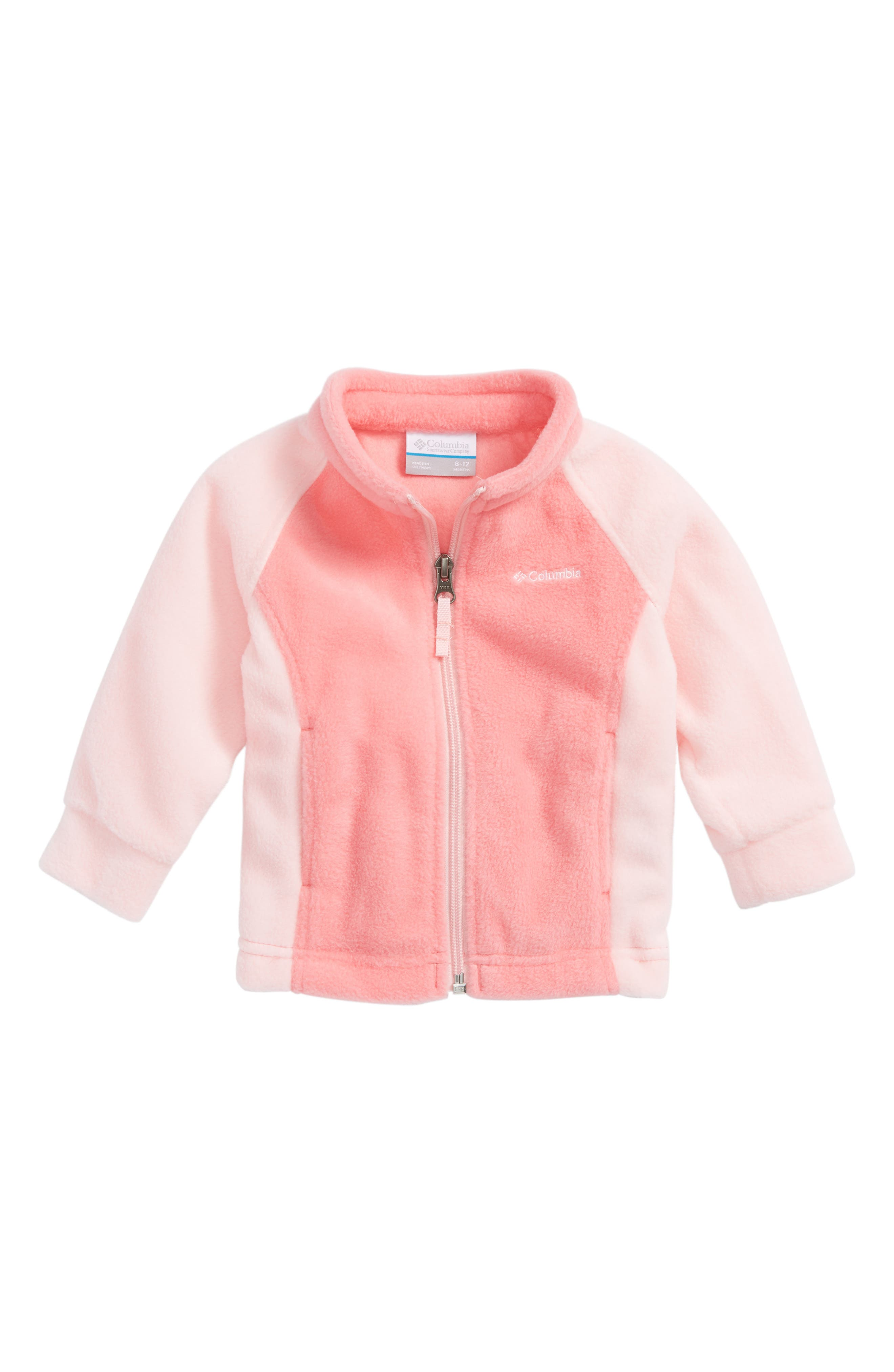 Benton Springs Fleece Jacket,                             Main thumbnail 3, color,