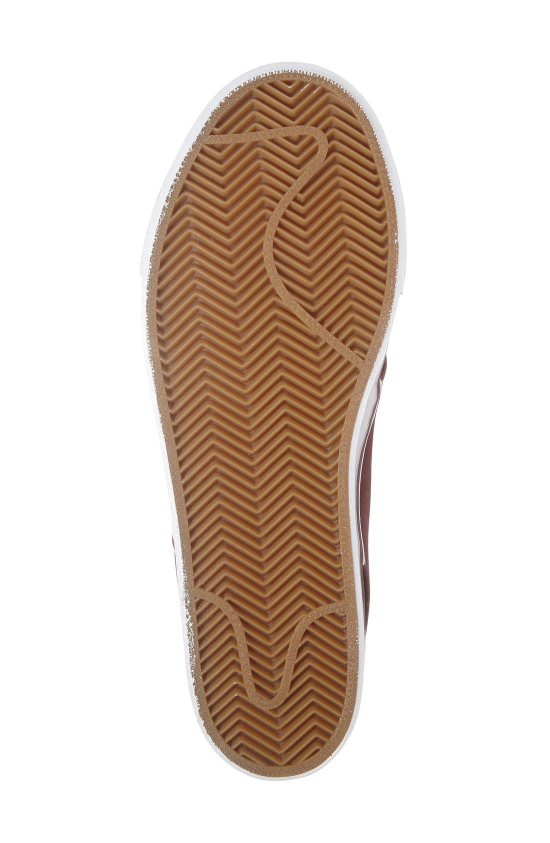 Zoom - Stefan Janoski SB Canvas Skate Shoe,                             Alternate thumbnail 174, color,