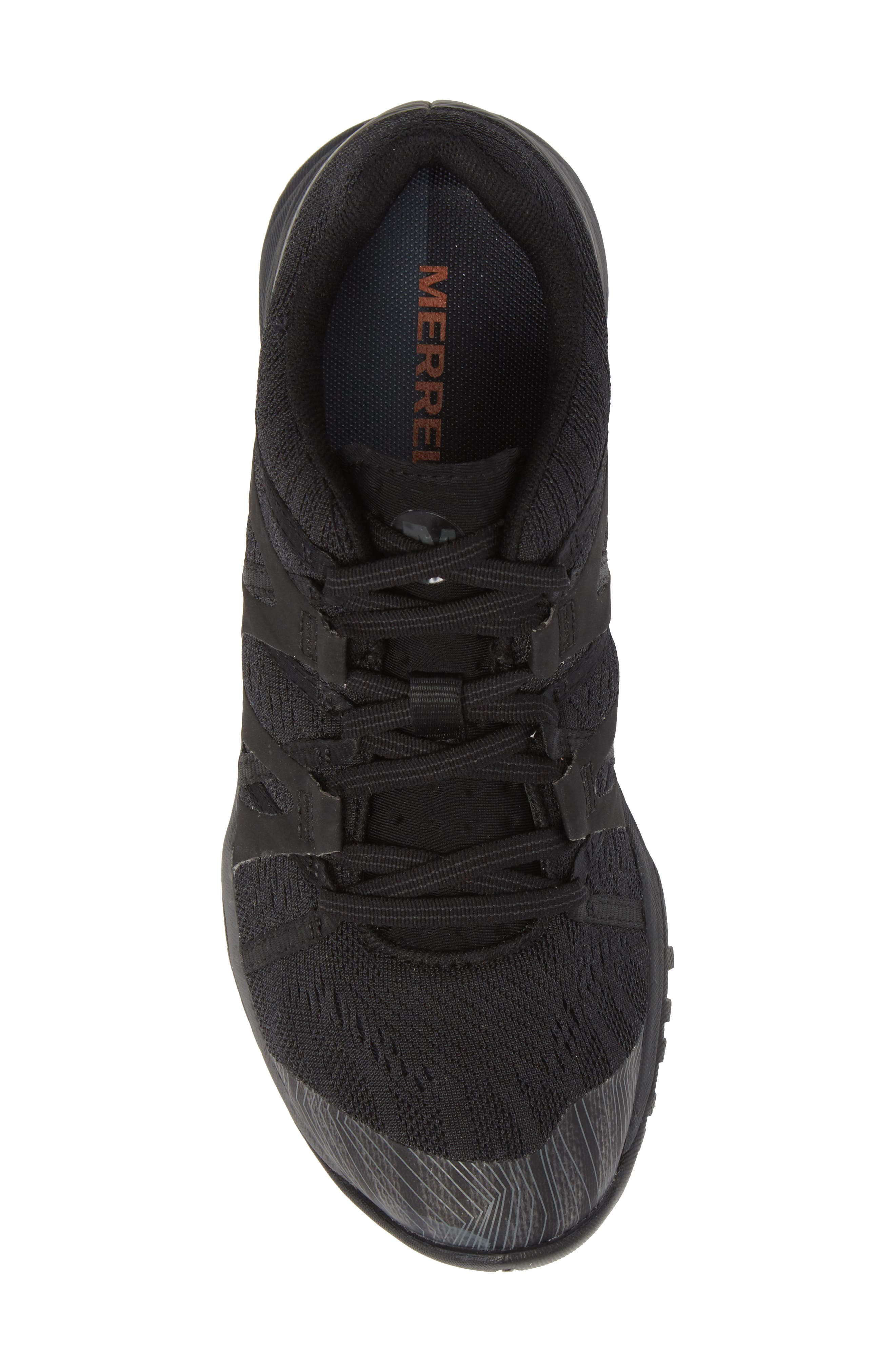Siren Hex Sneaker,                             Alternate thumbnail 5, color,                             001