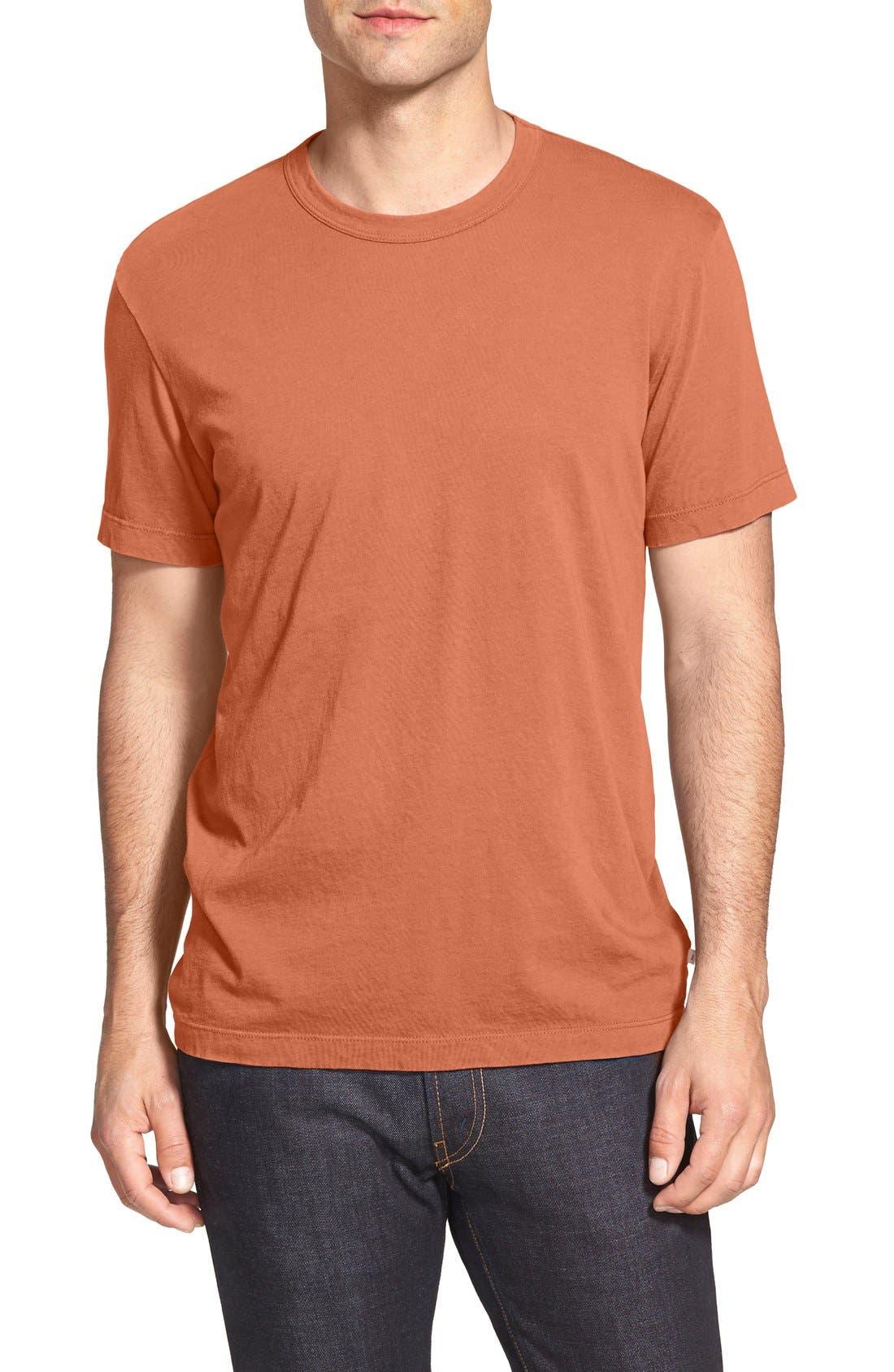 Crewneck Jersey T-Shirt,                             Main thumbnail 109, color,