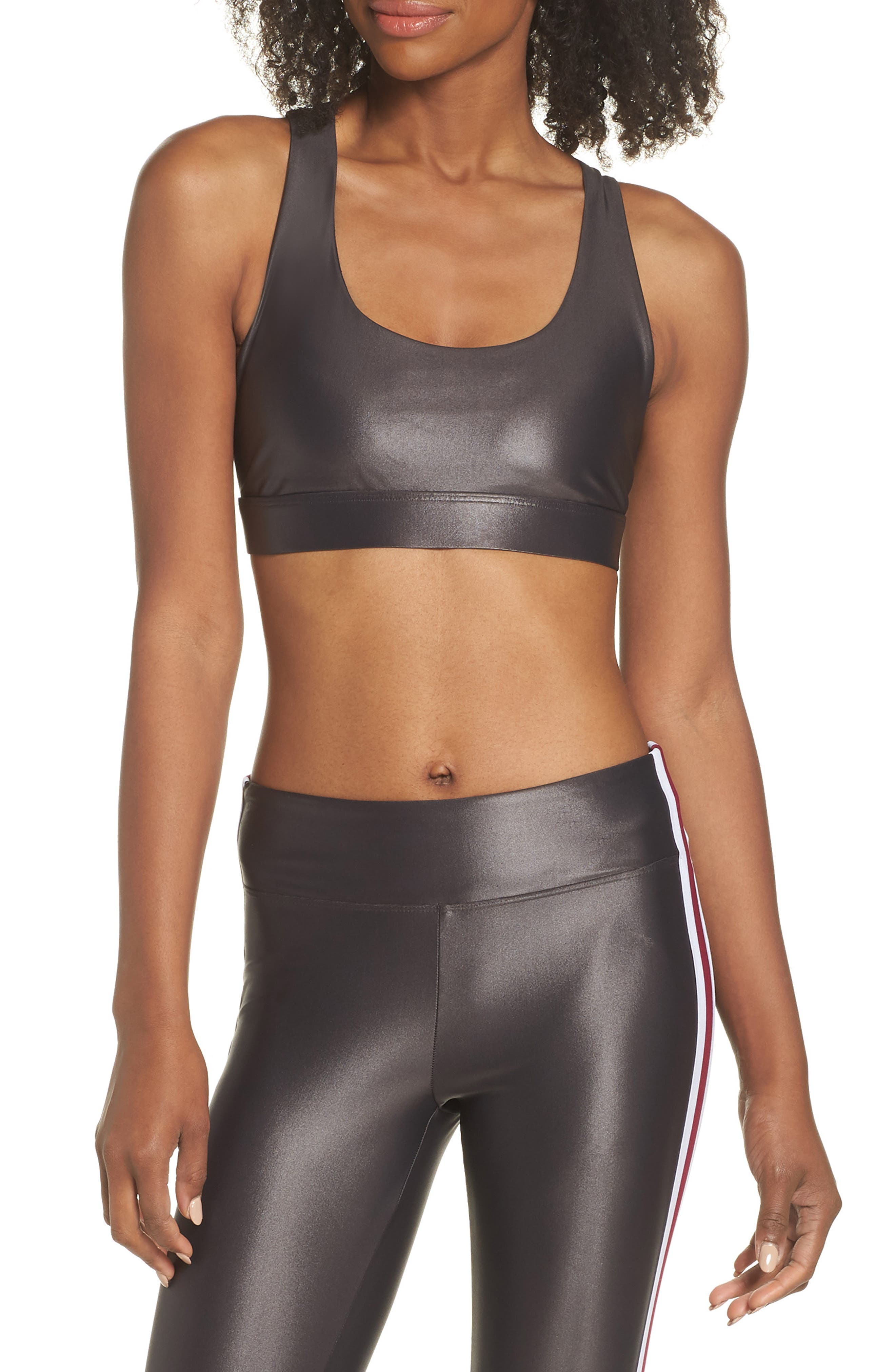Fame Sports Bra,                             Main thumbnail 1, color,                             LEAD