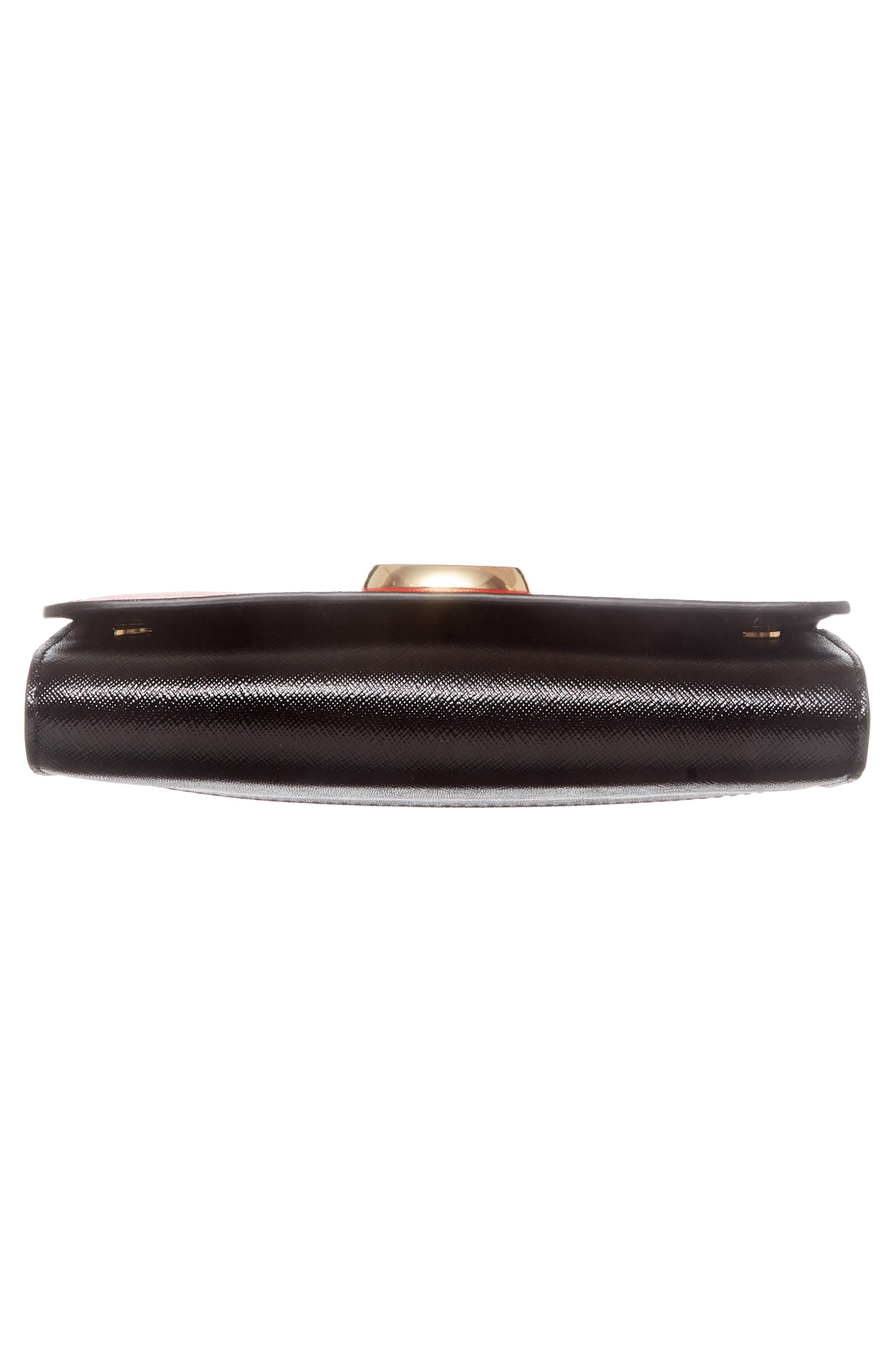 Snapshot Leather Wallet on a Chain,                             Alternate thumbnail 63, color,