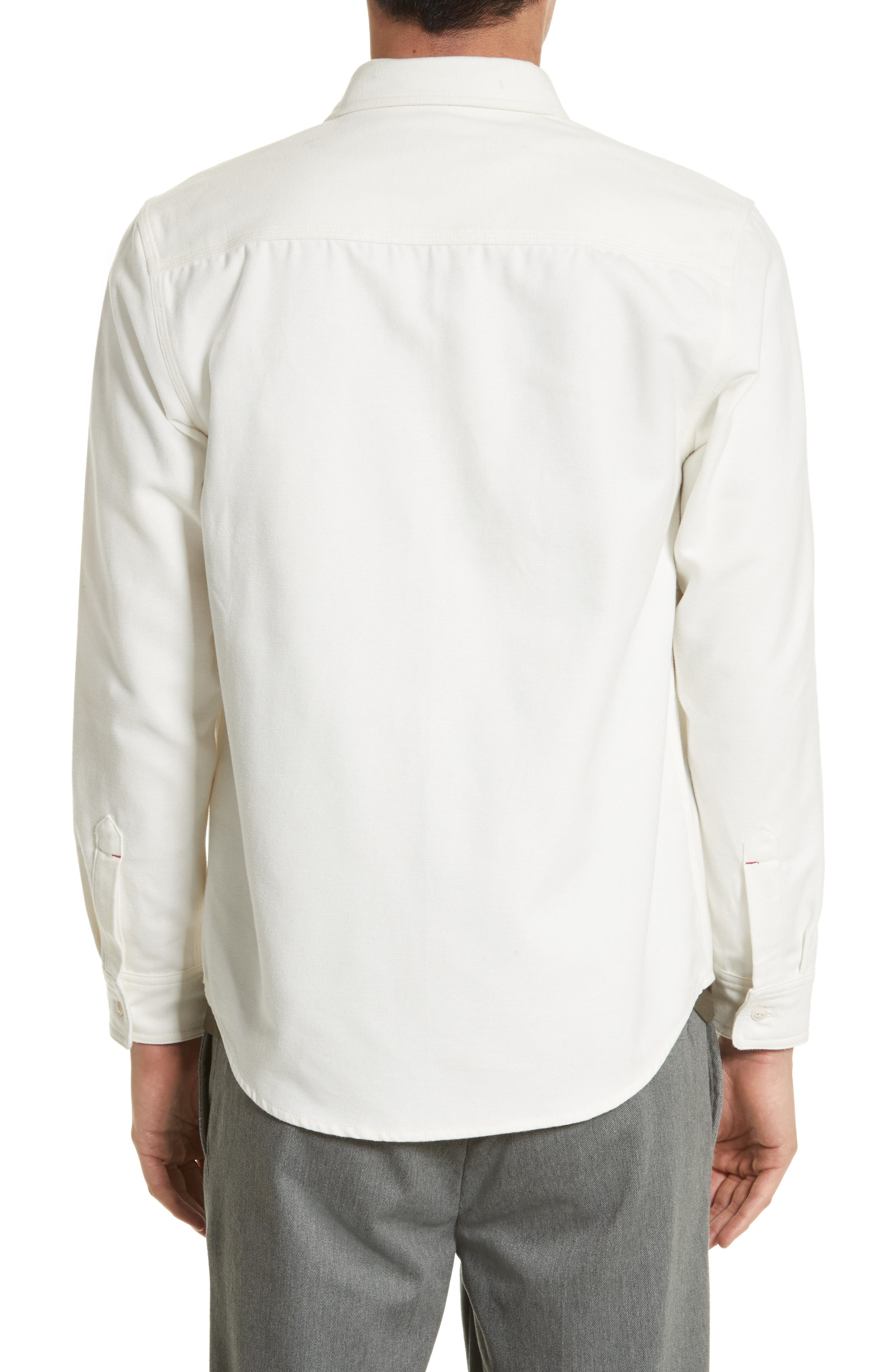 Shirt Jacket,                             Alternate thumbnail 3, color,                             002