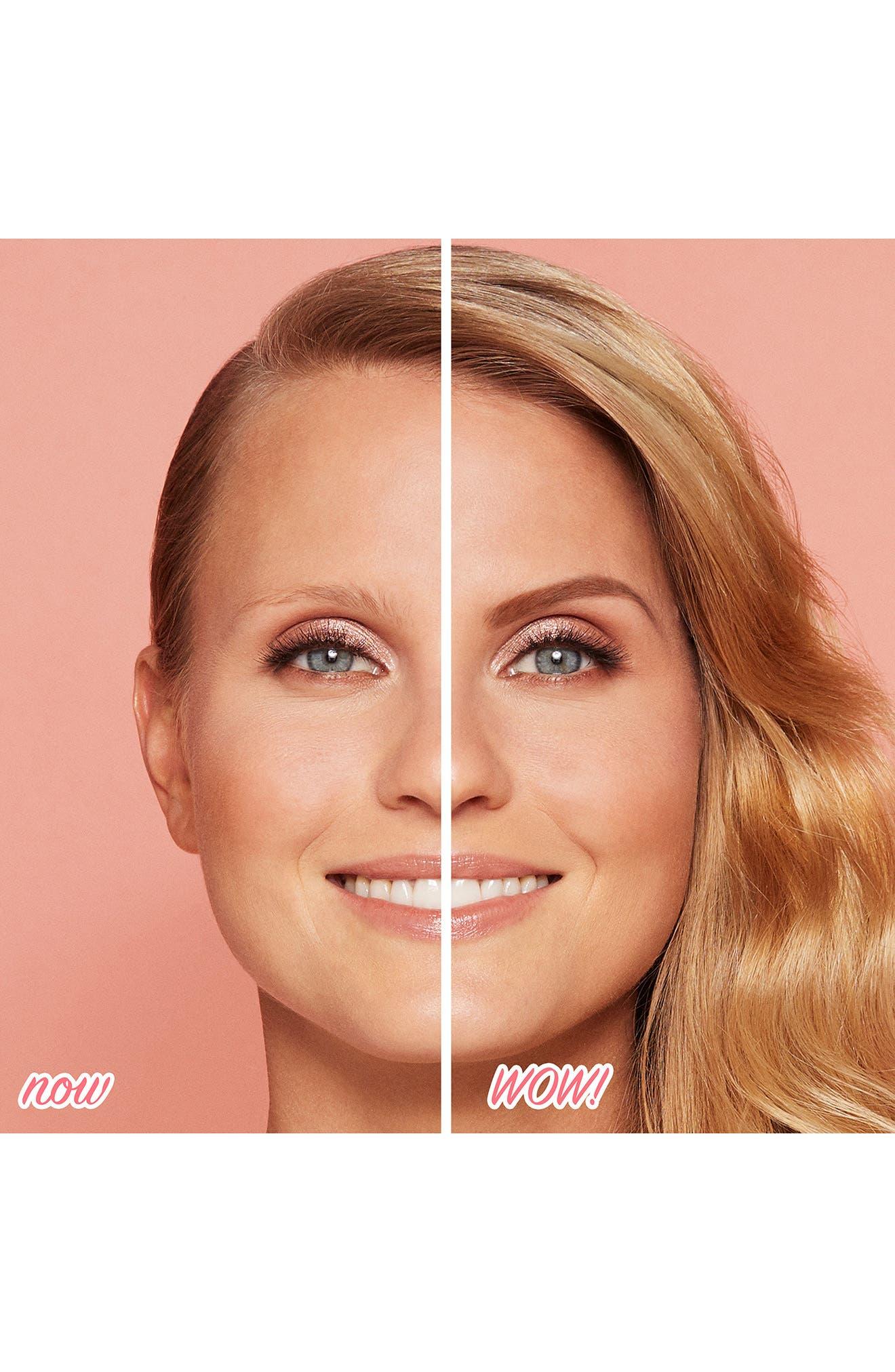 BENEFIT COSMETICS,                             Benefit ka-BROW! Cream-Gel Eyebrow Color & Brush,                             Alternate thumbnail 3, color,                             02 LIGHT BROWN