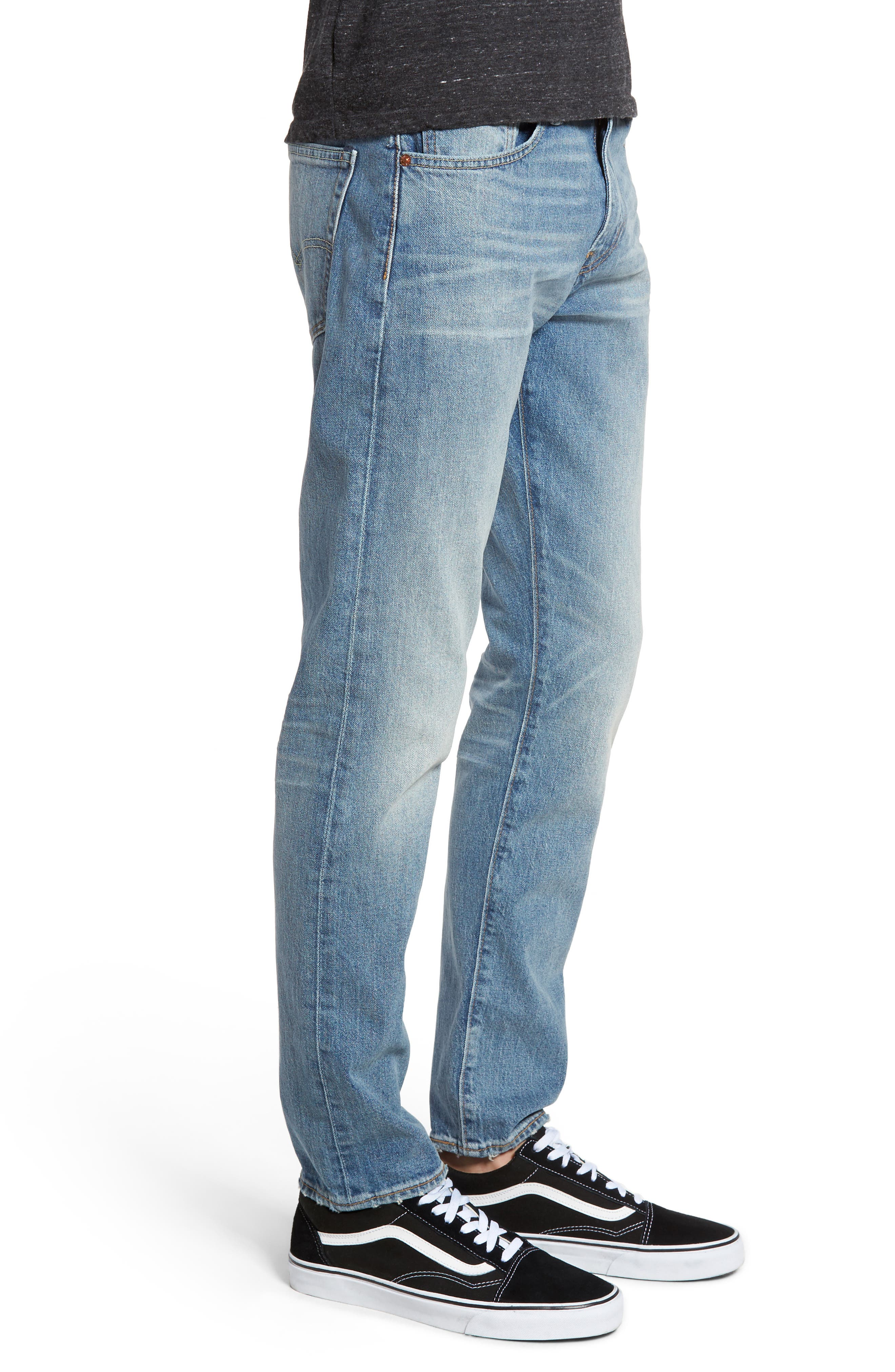 512<sup>™</sup> Slouchy Skinny Fit Jeans,                             Alternate thumbnail 3, color,