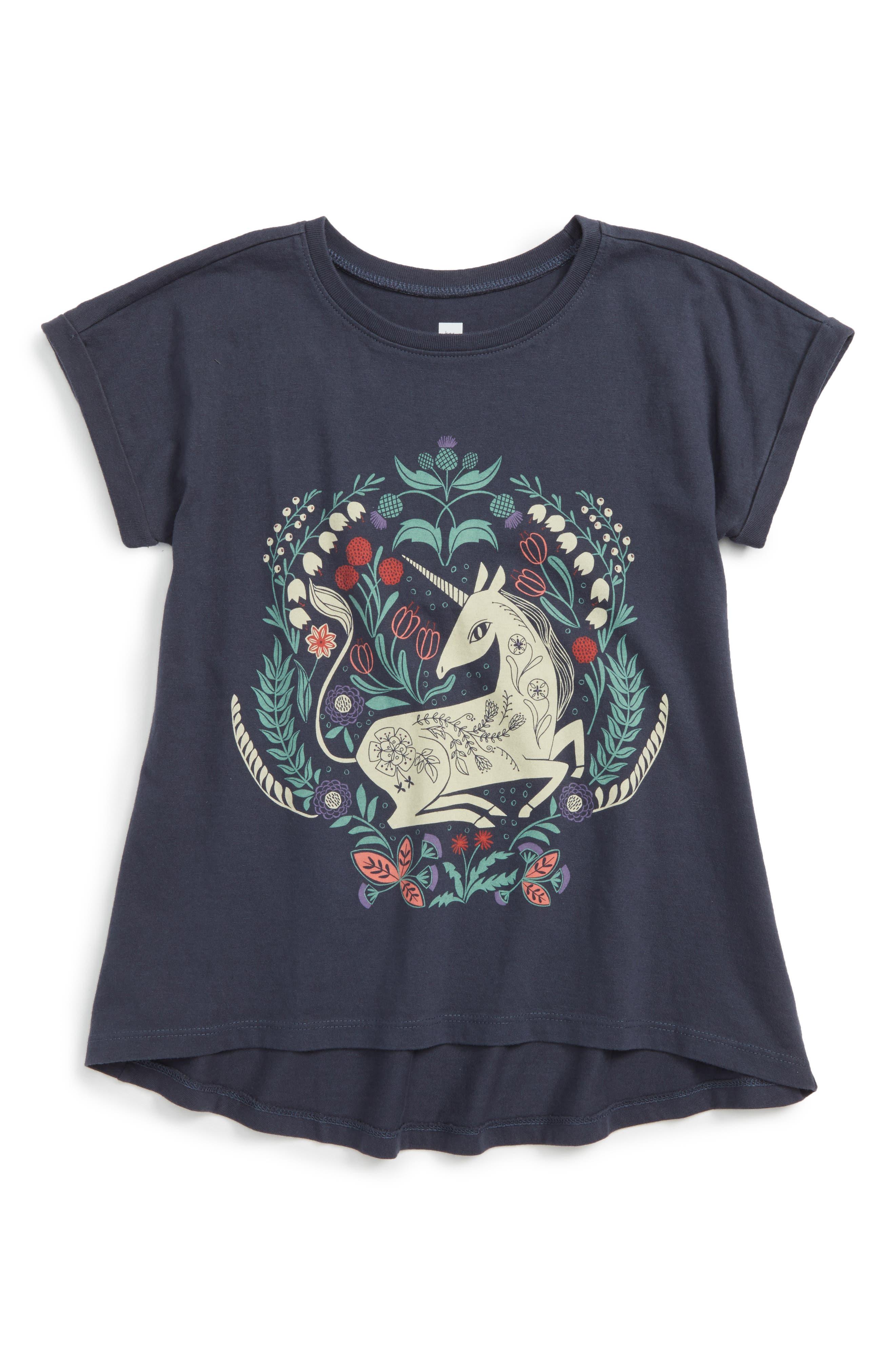 Unicorn Graphic Top,                         Main,                         color, 400