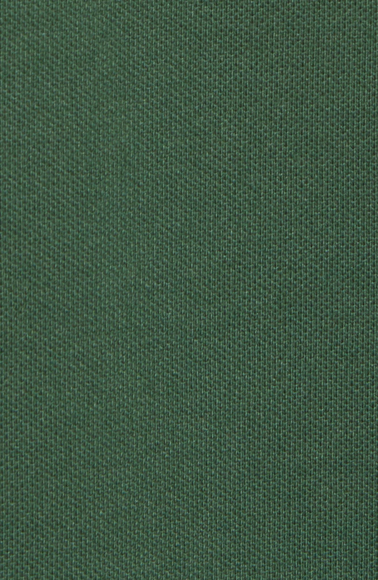 Philadelphia Eagles - Advantage Regular Fit DryTec Polo,                             Alternate thumbnail 5, color,                             HUNTER GREEN