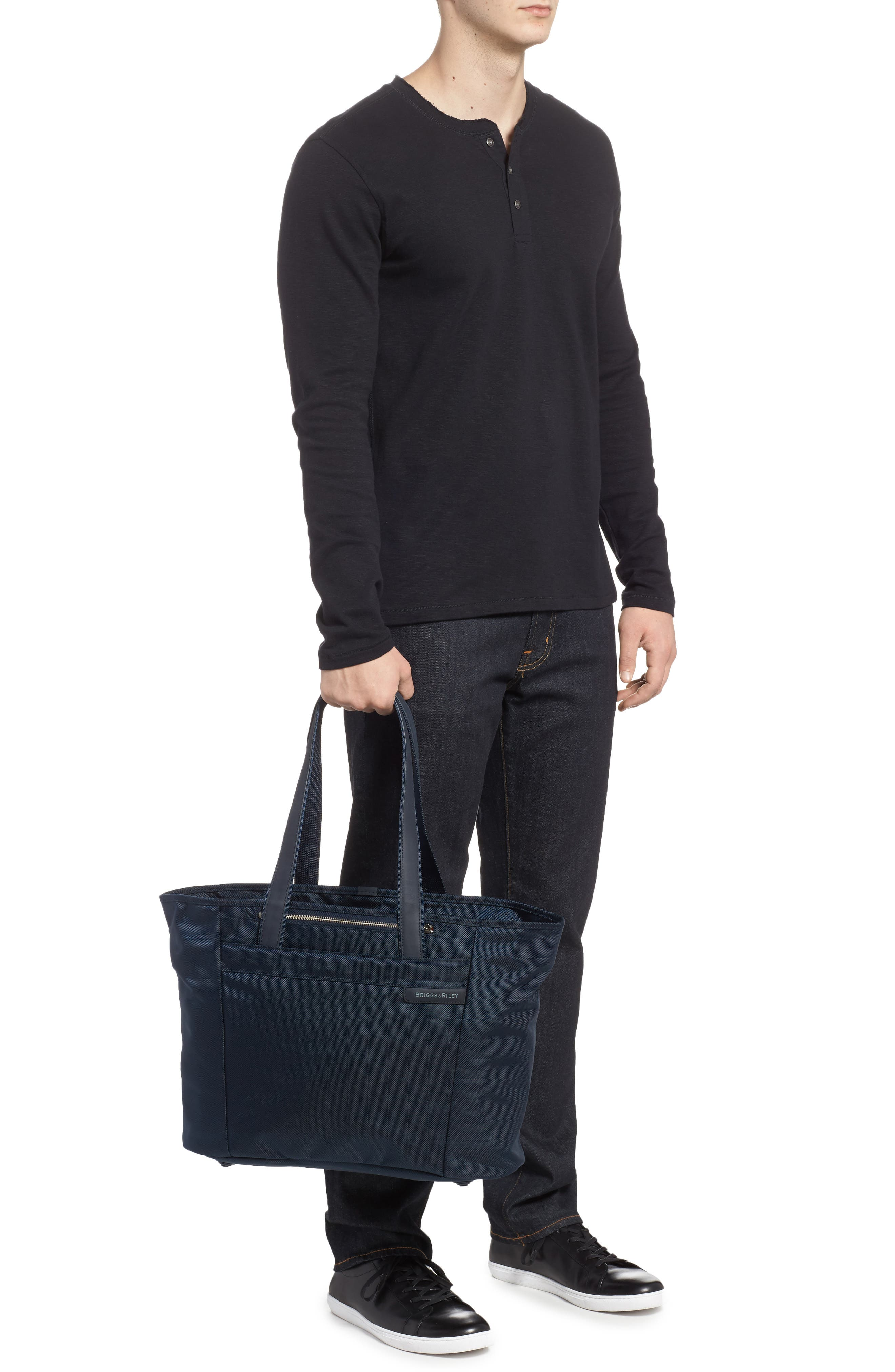 Ltd. Edition Tote Bag,                             Alternate thumbnail 2, color,                             NAVY