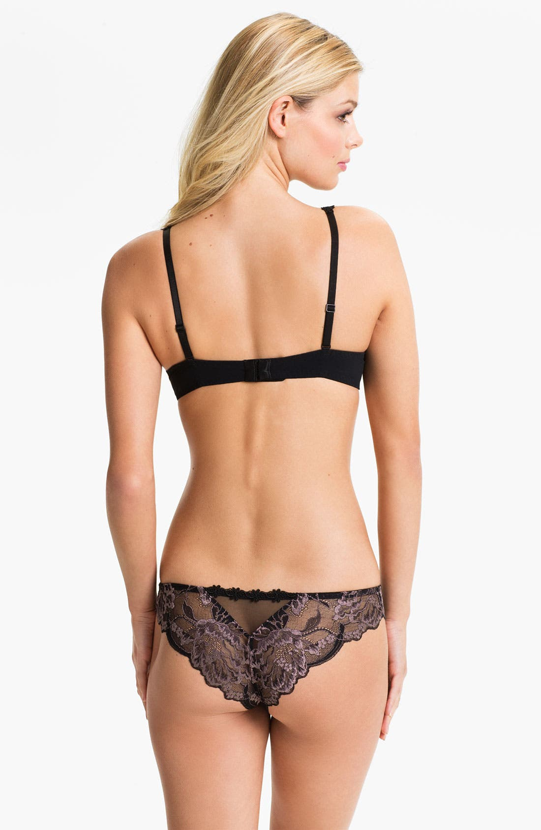 'Amour' Underwire Demi Bra,                             Alternate thumbnail 47, color,