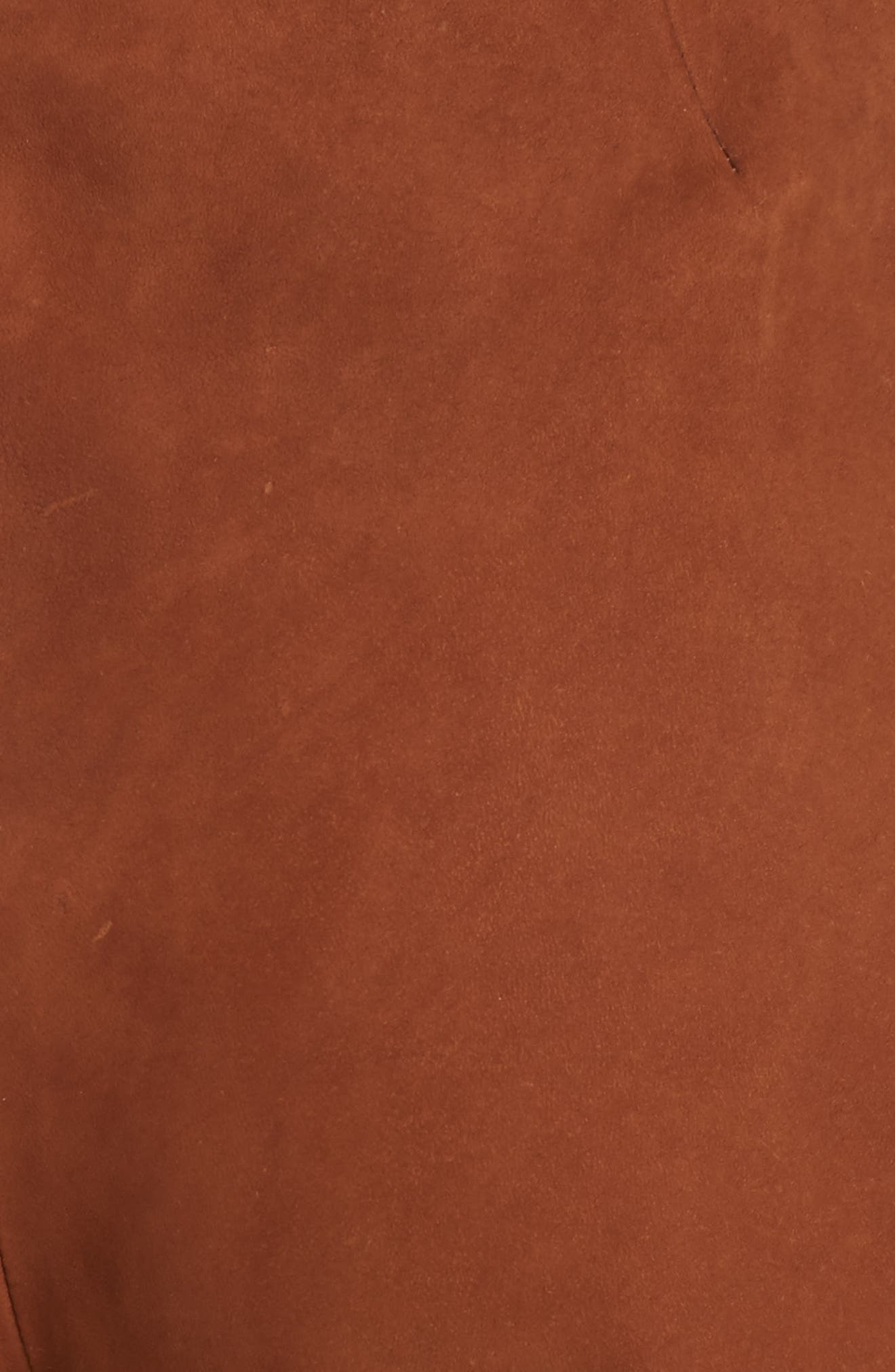 Suede Culottes,                             Alternate thumbnail 5, color,                             815