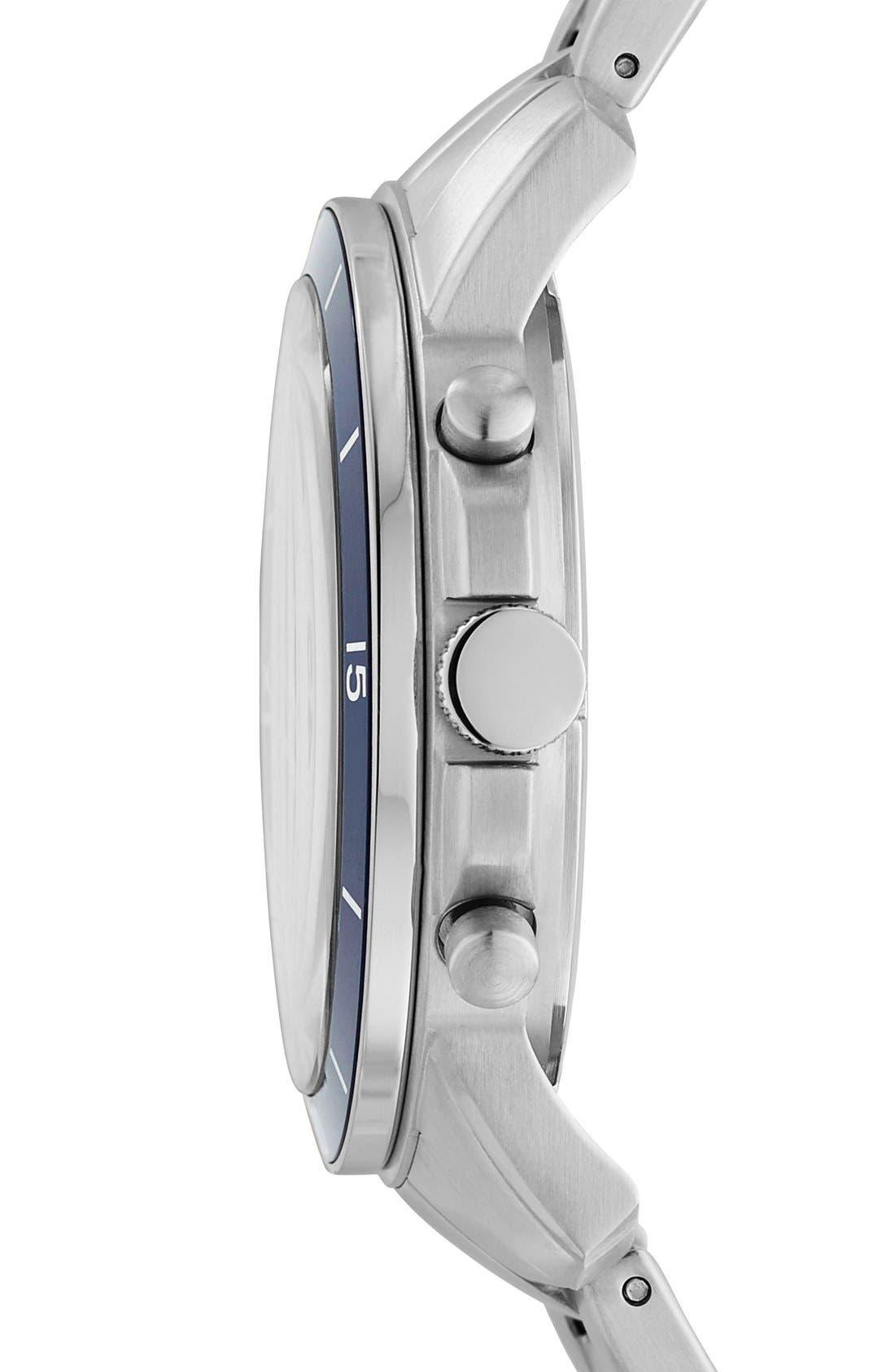 Grant Sport Chronograph Bracelet Watch, 44mm,                             Alternate thumbnail 2, color,                             040