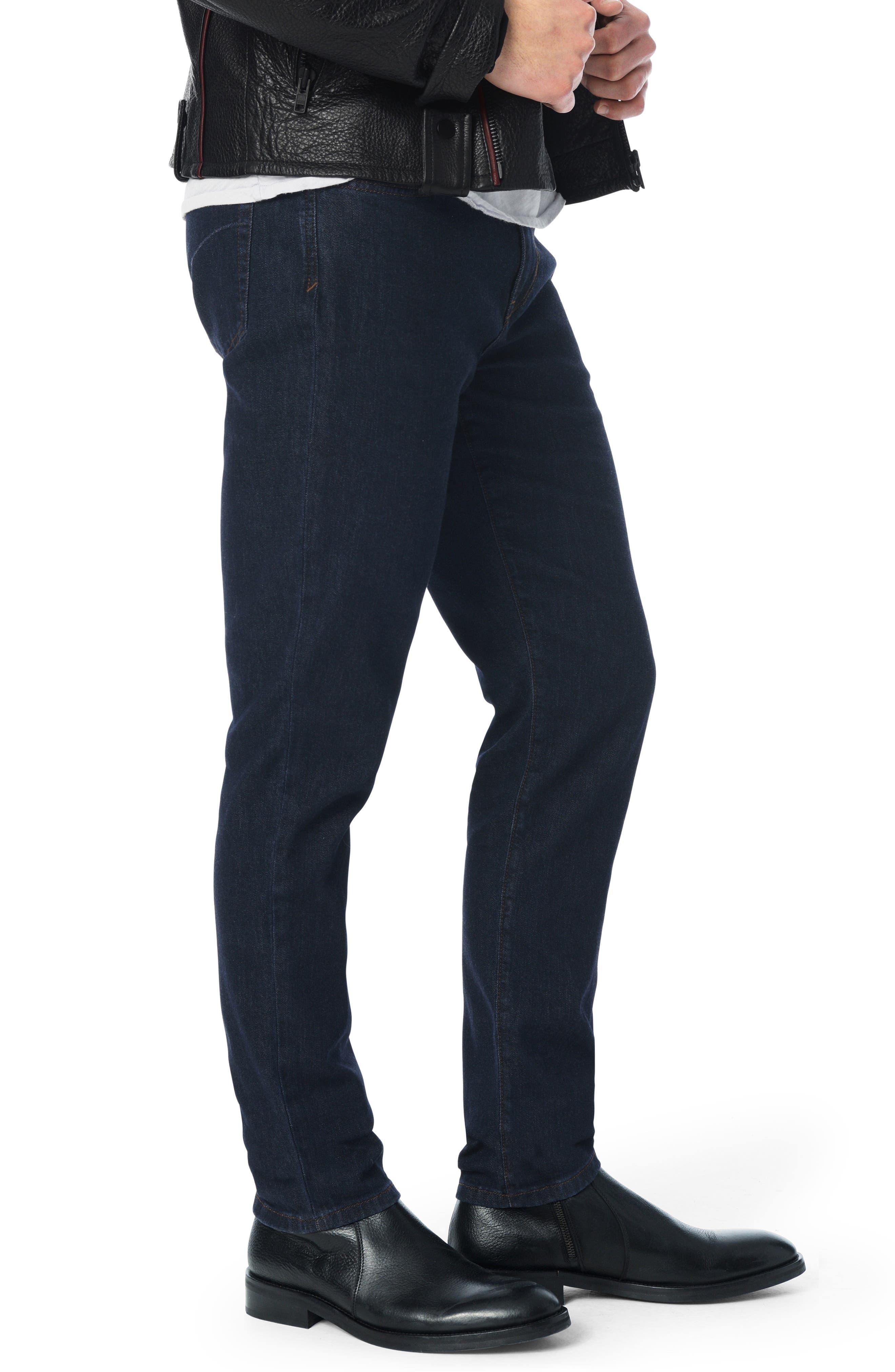 Folsom Slim Leg Jeans,                             Alternate thumbnail 3, color,                             401