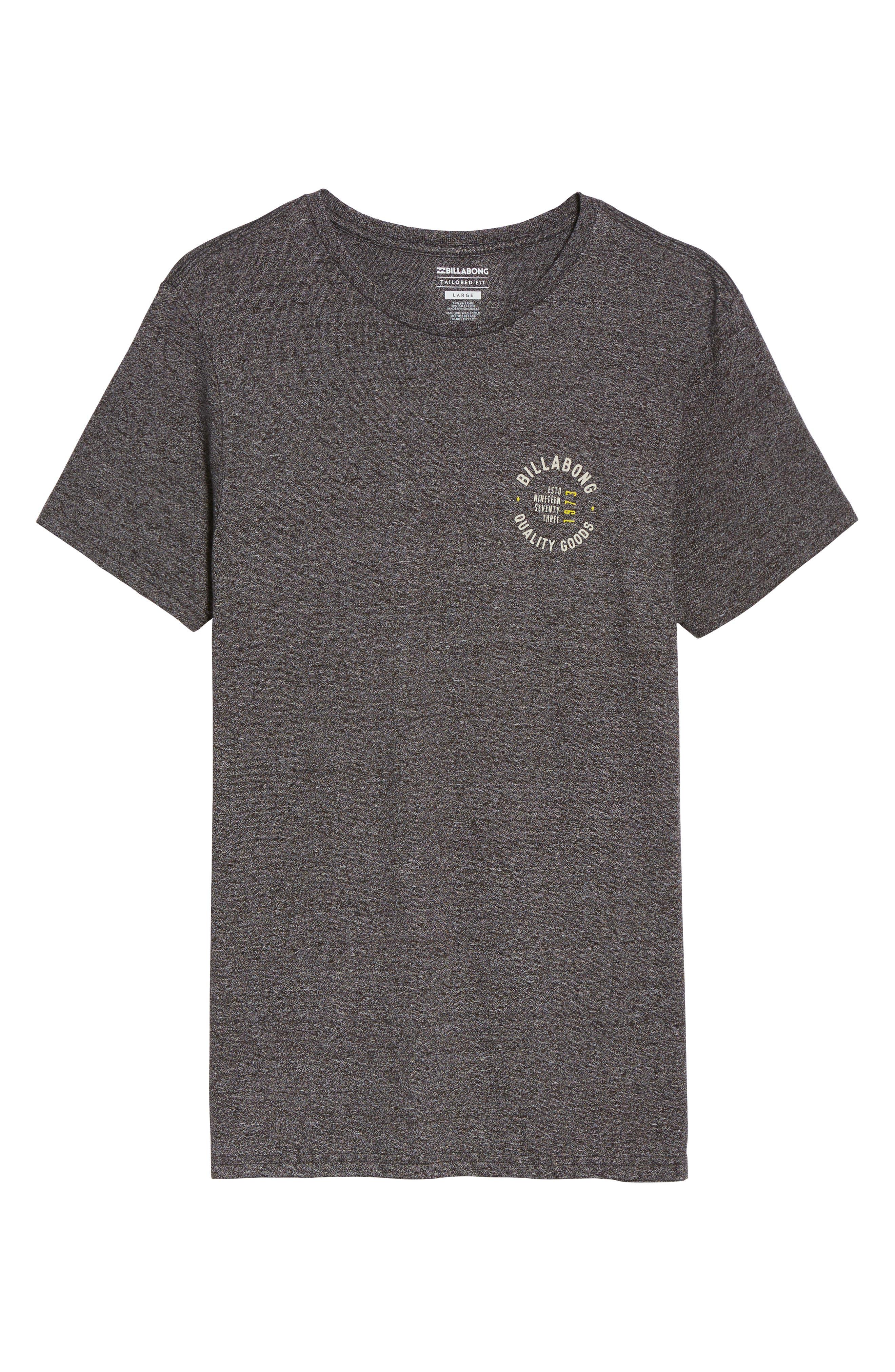 Wallace T-Shirt,                             Alternate thumbnail 6, color,                             001