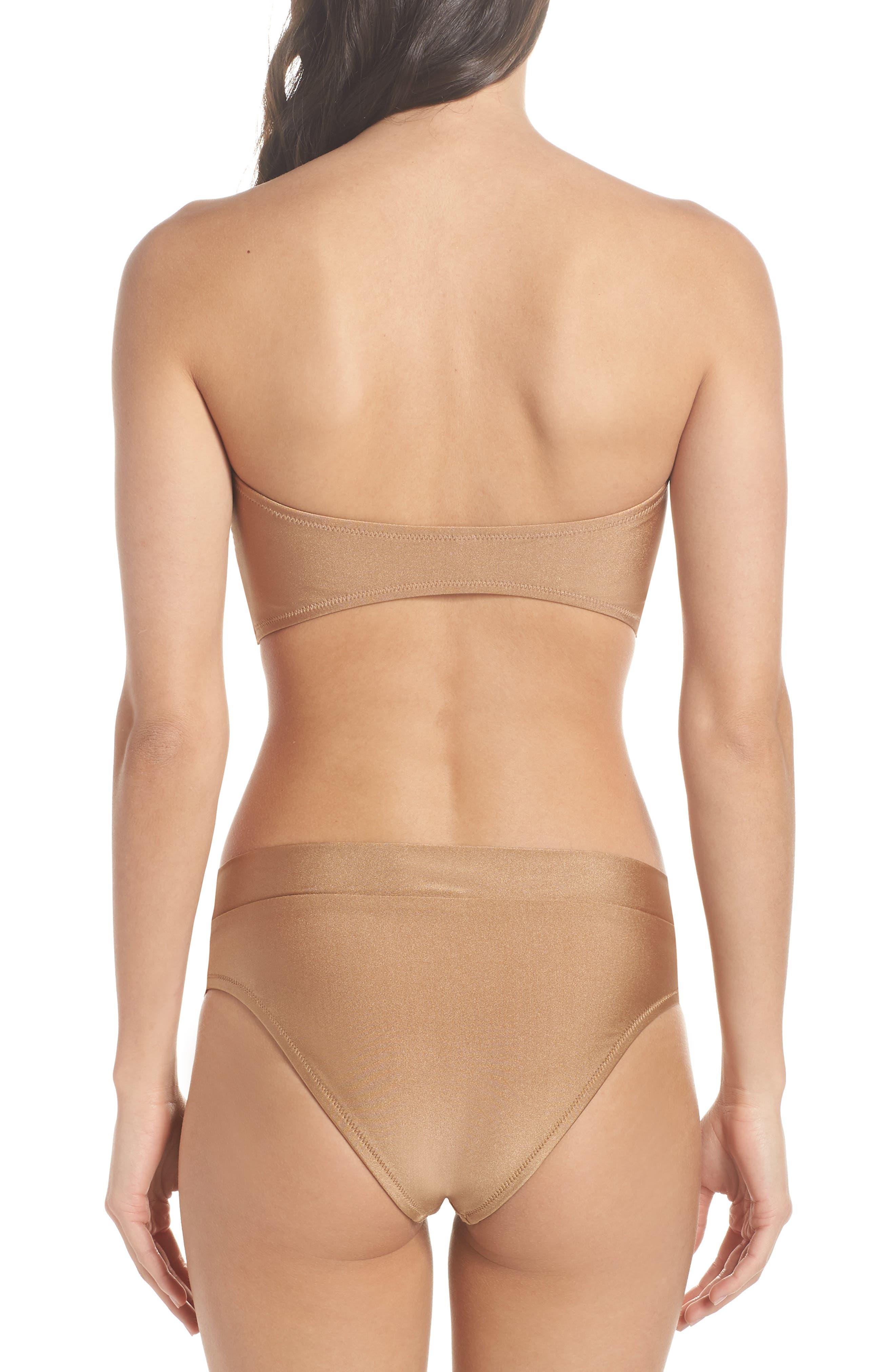 Fairfax Bandeau Bikini Top,                             Alternate thumbnail 8, color,                             710