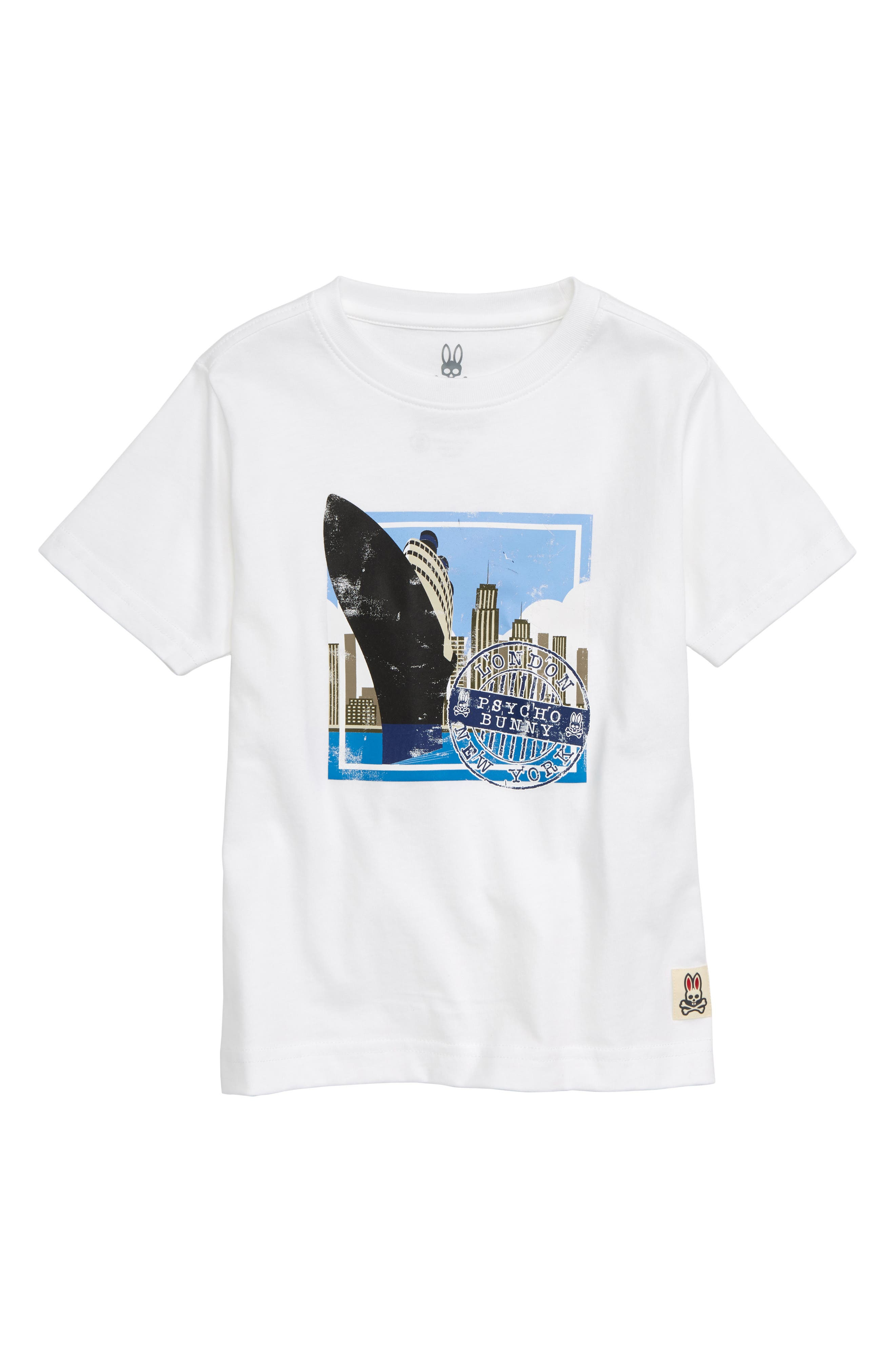 Skerton Graphic T-Shirt, Main, color, 100
