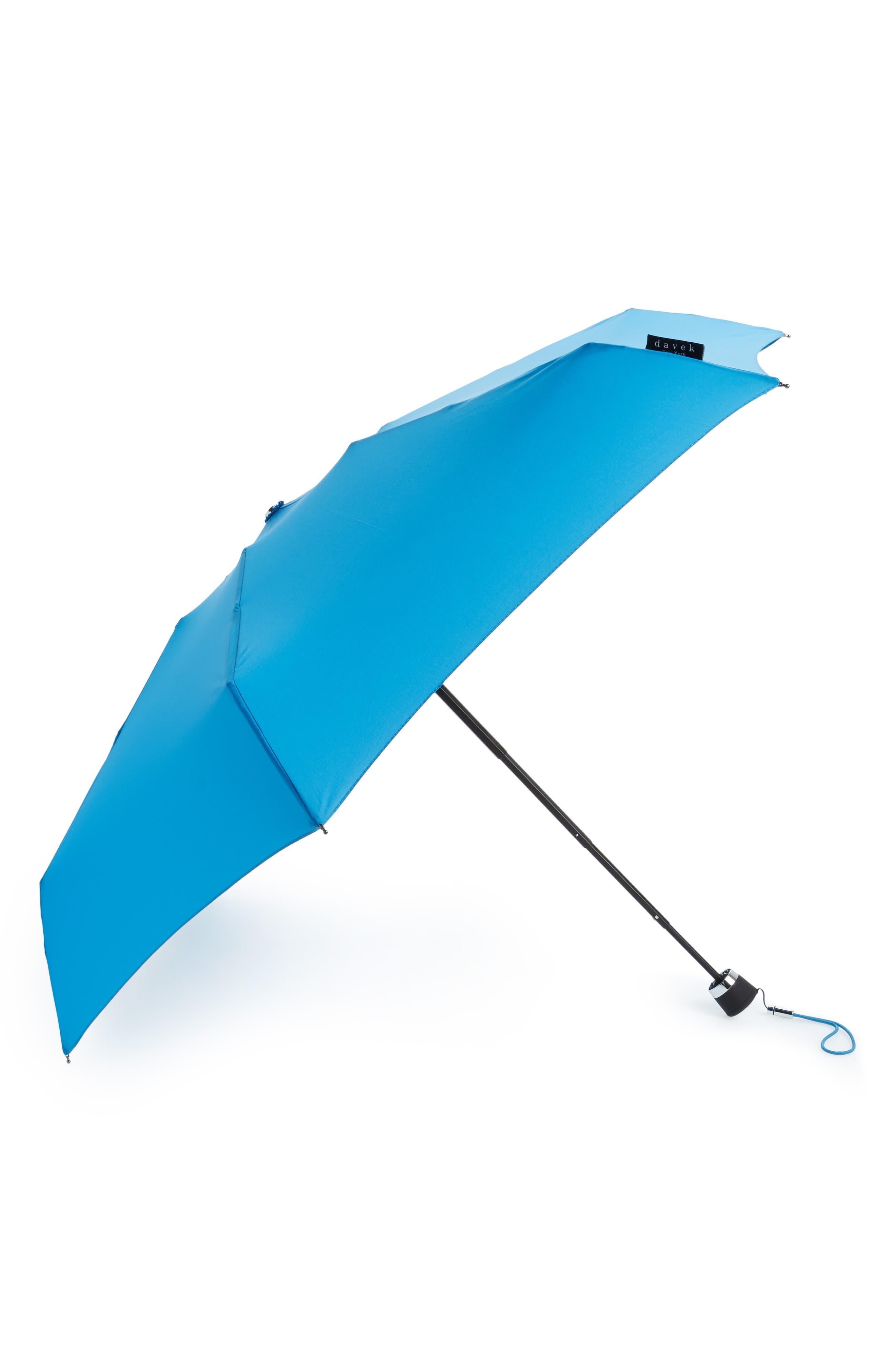Mini Umbrella,                             Main thumbnail 1, color,                             ROYAL BLUE