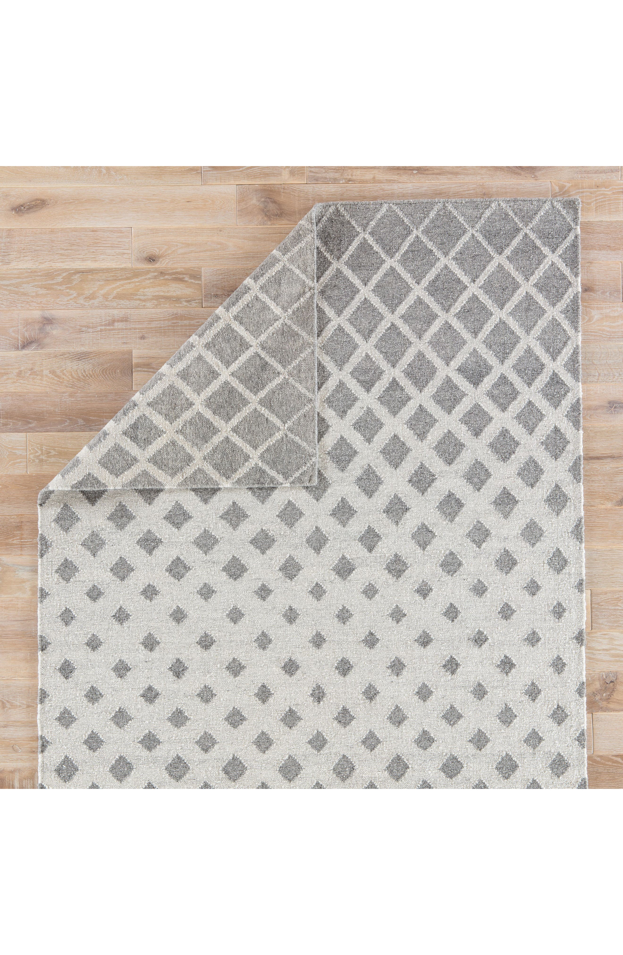 Pyramid Blocks Rug,                             Alternate thumbnail 4, color,                             099