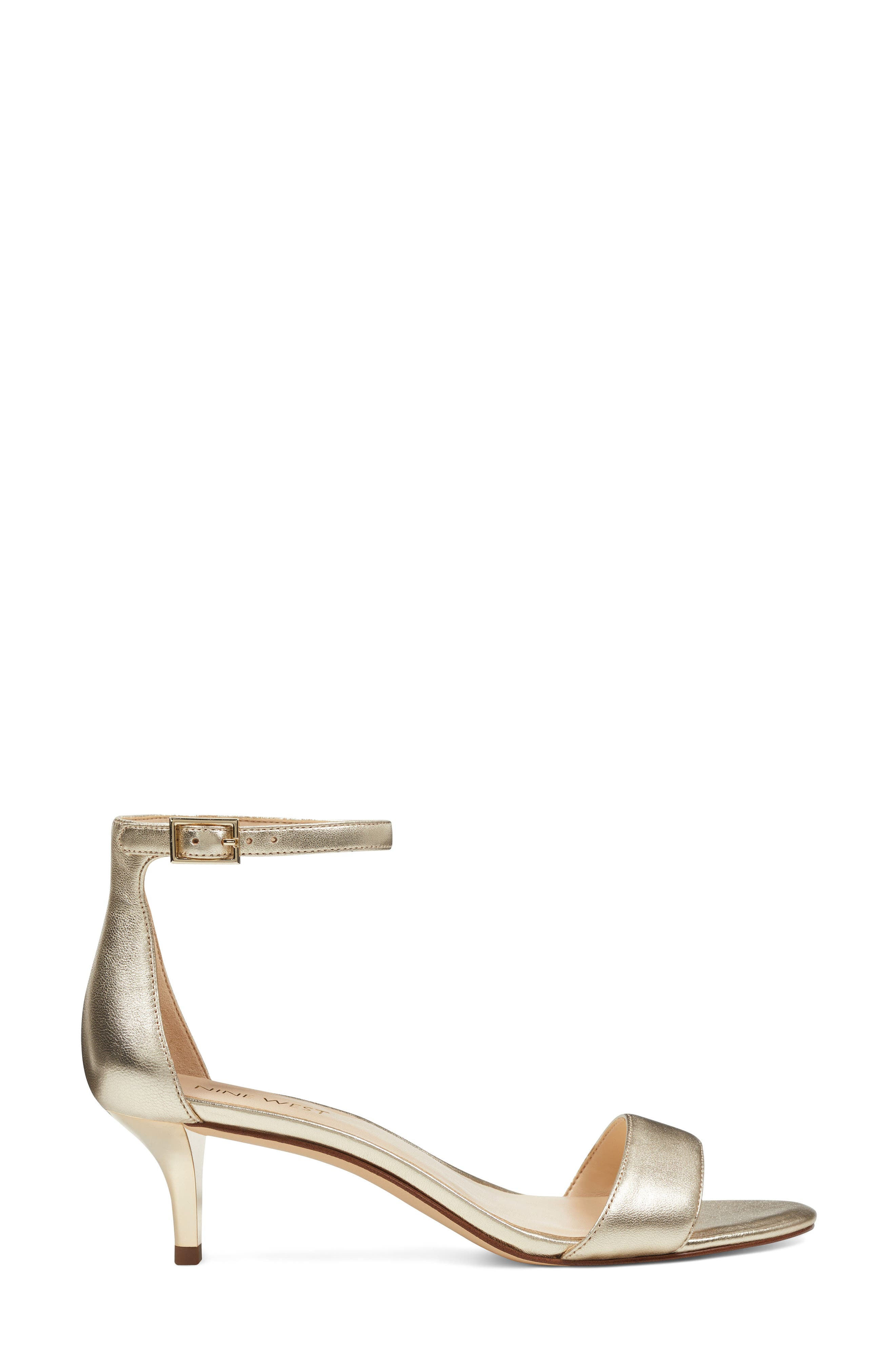 'Leisa' Ankle Strap Sandal,                             Alternate thumbnail 3, color,                             711