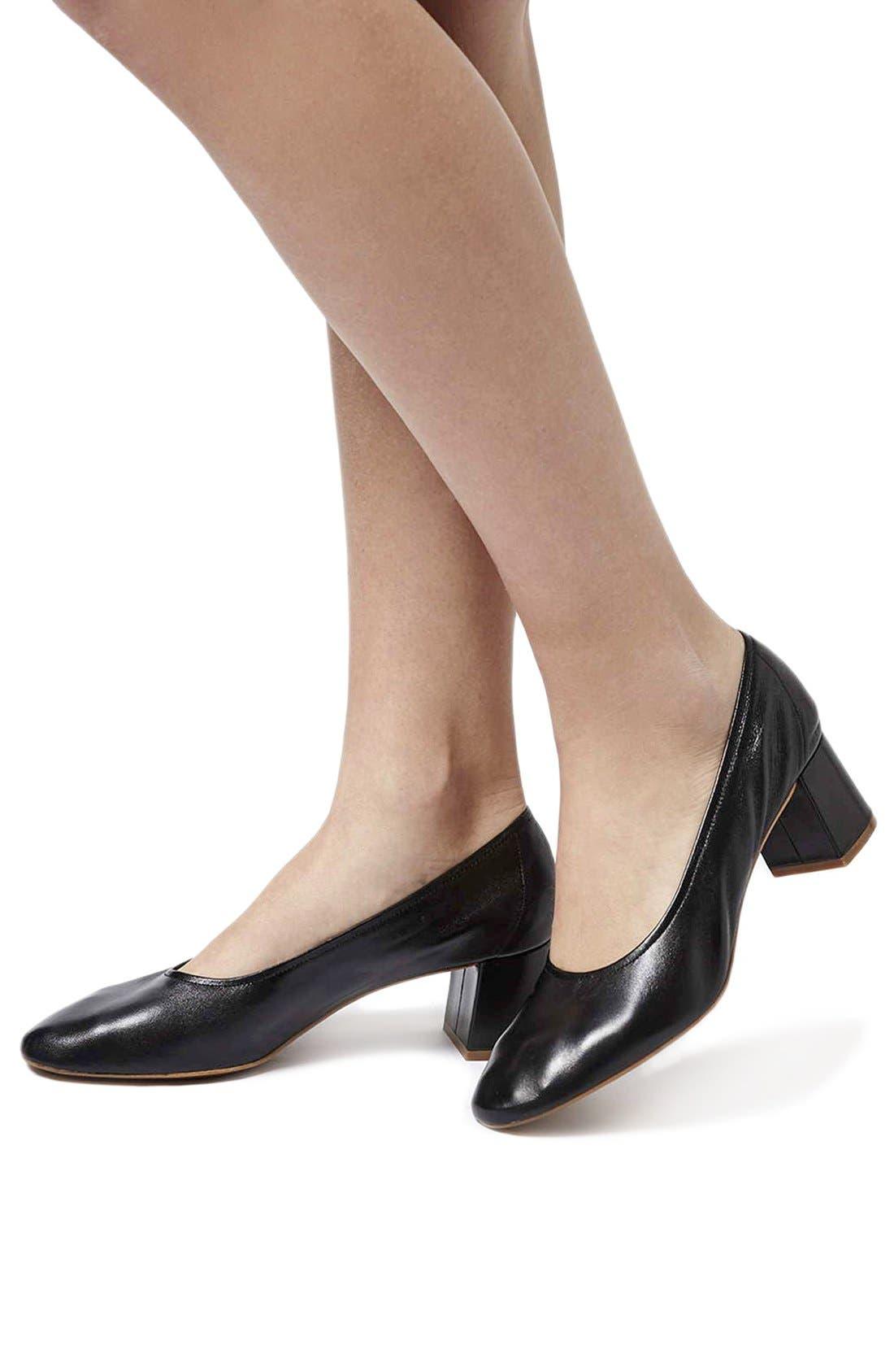 'Juno' Ballet Shoe,                             Alternate thumbnail 7, color,