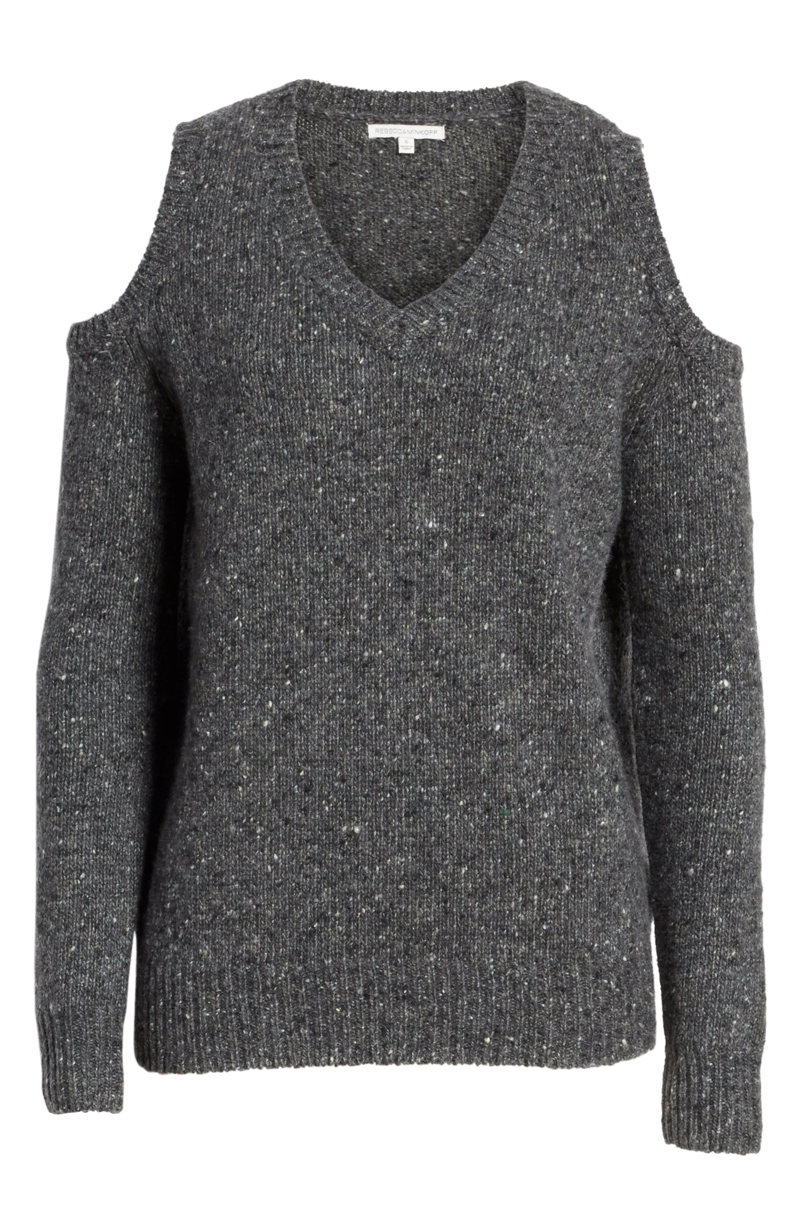 Page Cold Shoulder Sweater,                             Alternate thumbnail 37, color,