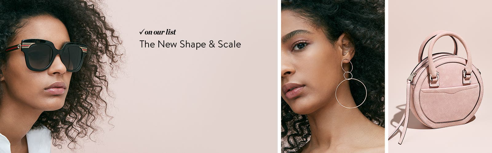 The new shape and scale.