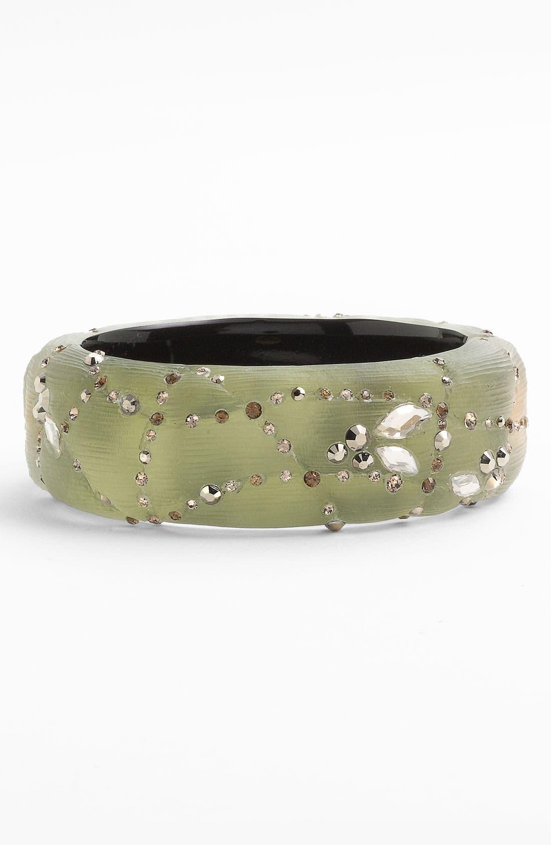 'Allegory - Berry Dust' Medium Hinged Bracelet,                             Main thumbnail 1, color,                             300