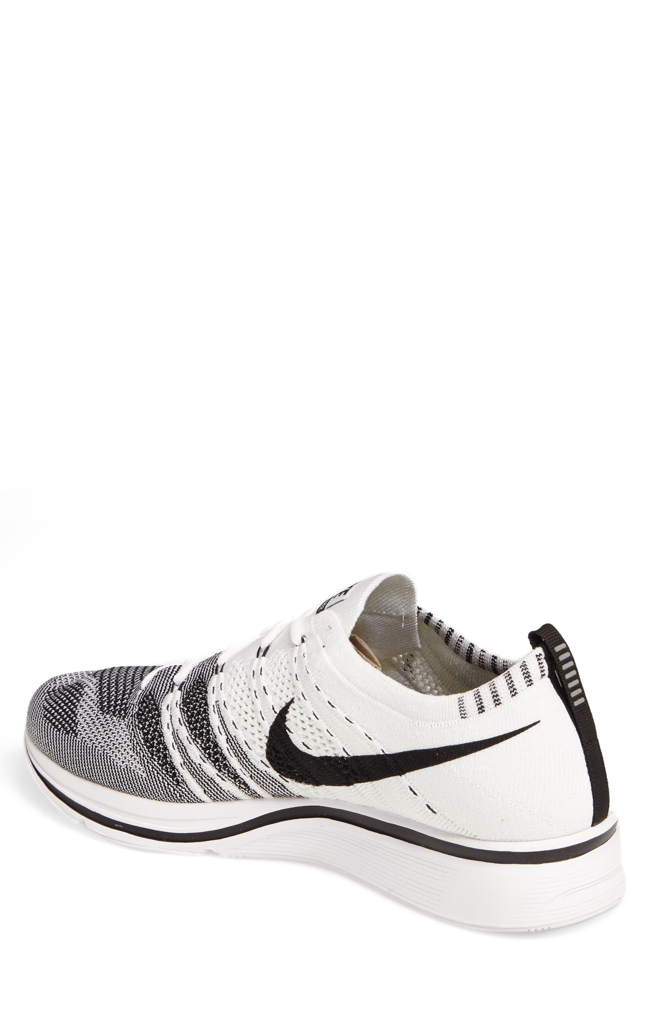 NikeLab Flyknit Trainer Sneaker,                             Alternate thumbnail 2, color,                             100
