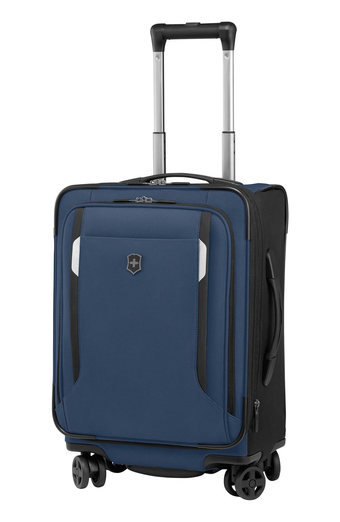 WT 5.0 Dual Caster Wheeled 20-Inch Carry-On,                             Main thumbnail 1, color,                             420
