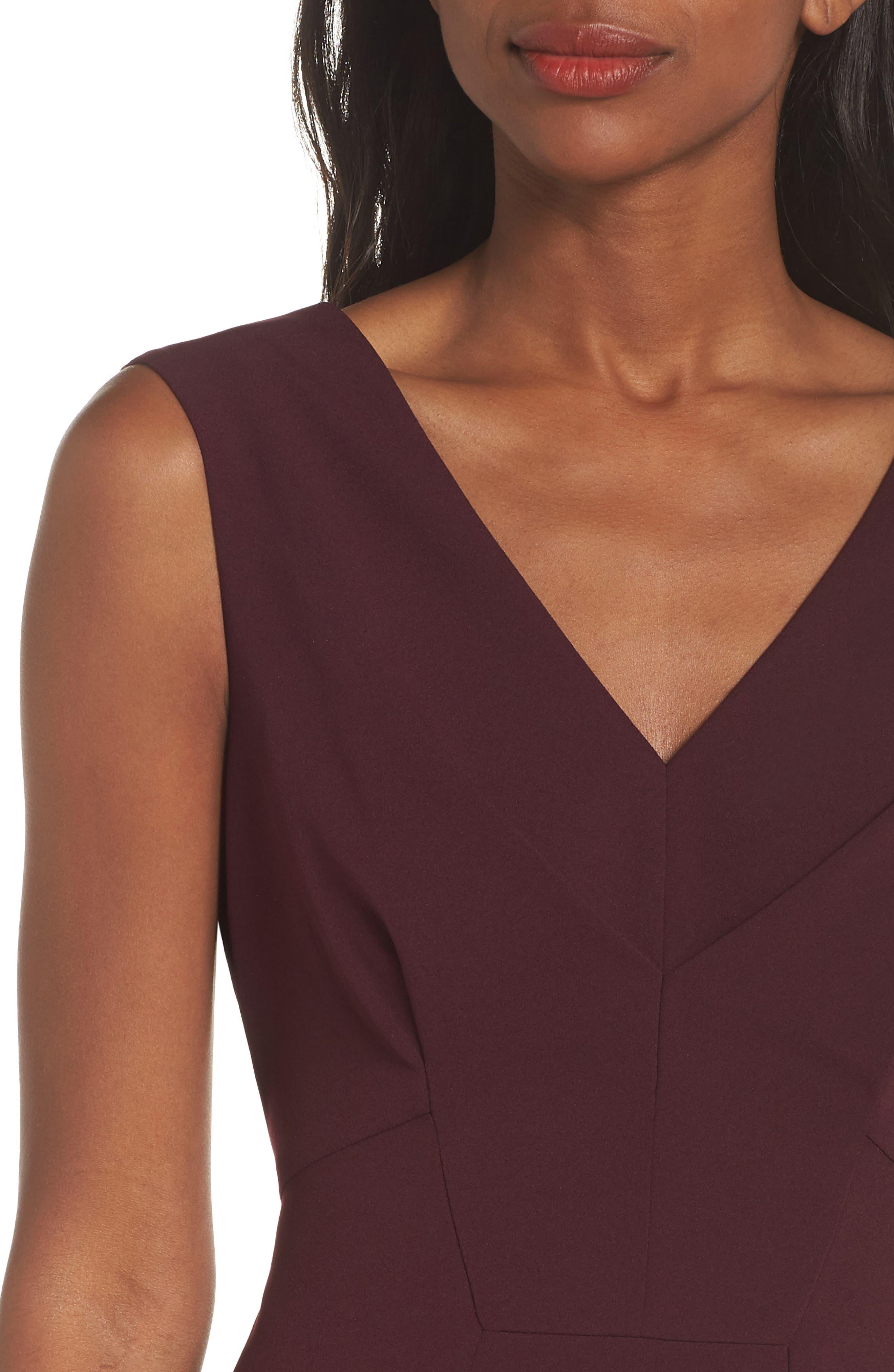 Ava Gardner Sheath Dress,                             Alternate thumbnail 4, color,                             930