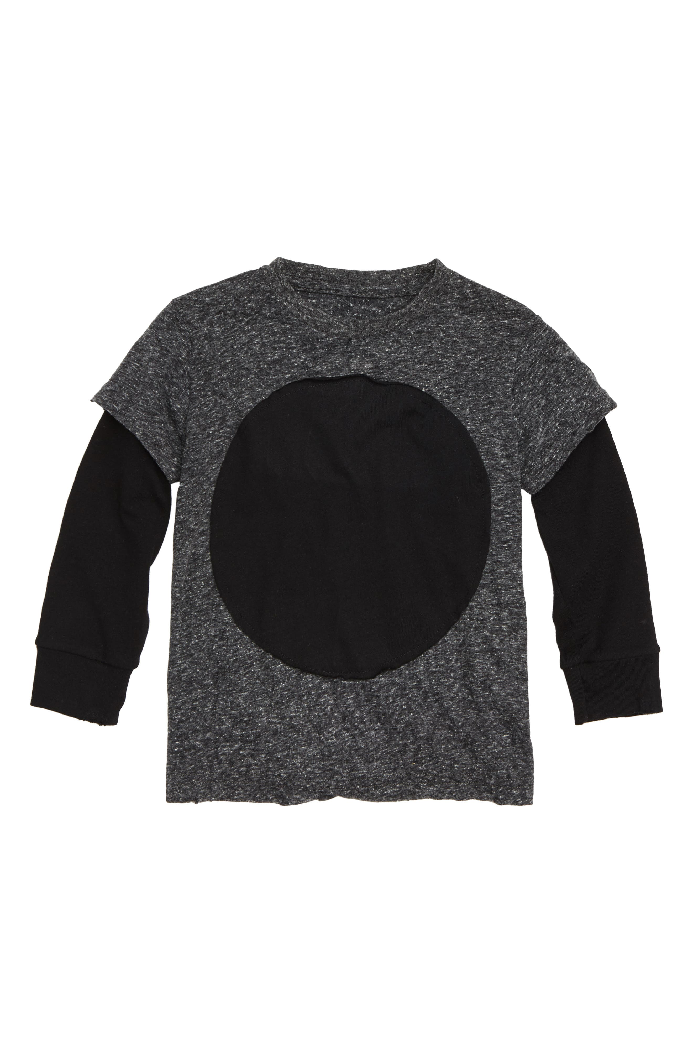 Circle Patch Tee,                         Main,                         color, 021