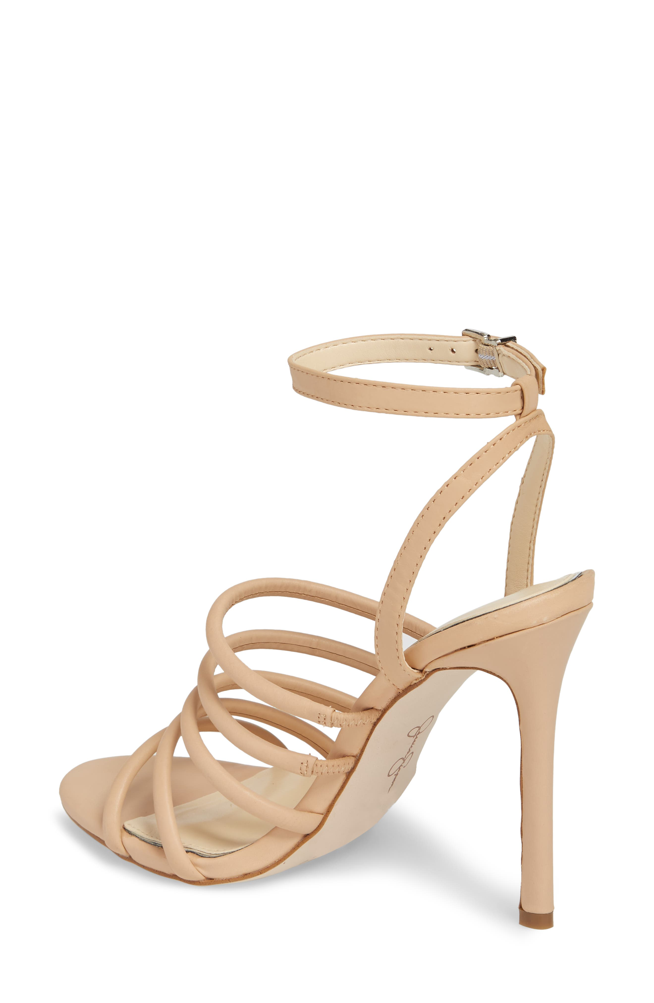 Joselle Strappy Sandal,                             Alternate thumbnail 6, color,