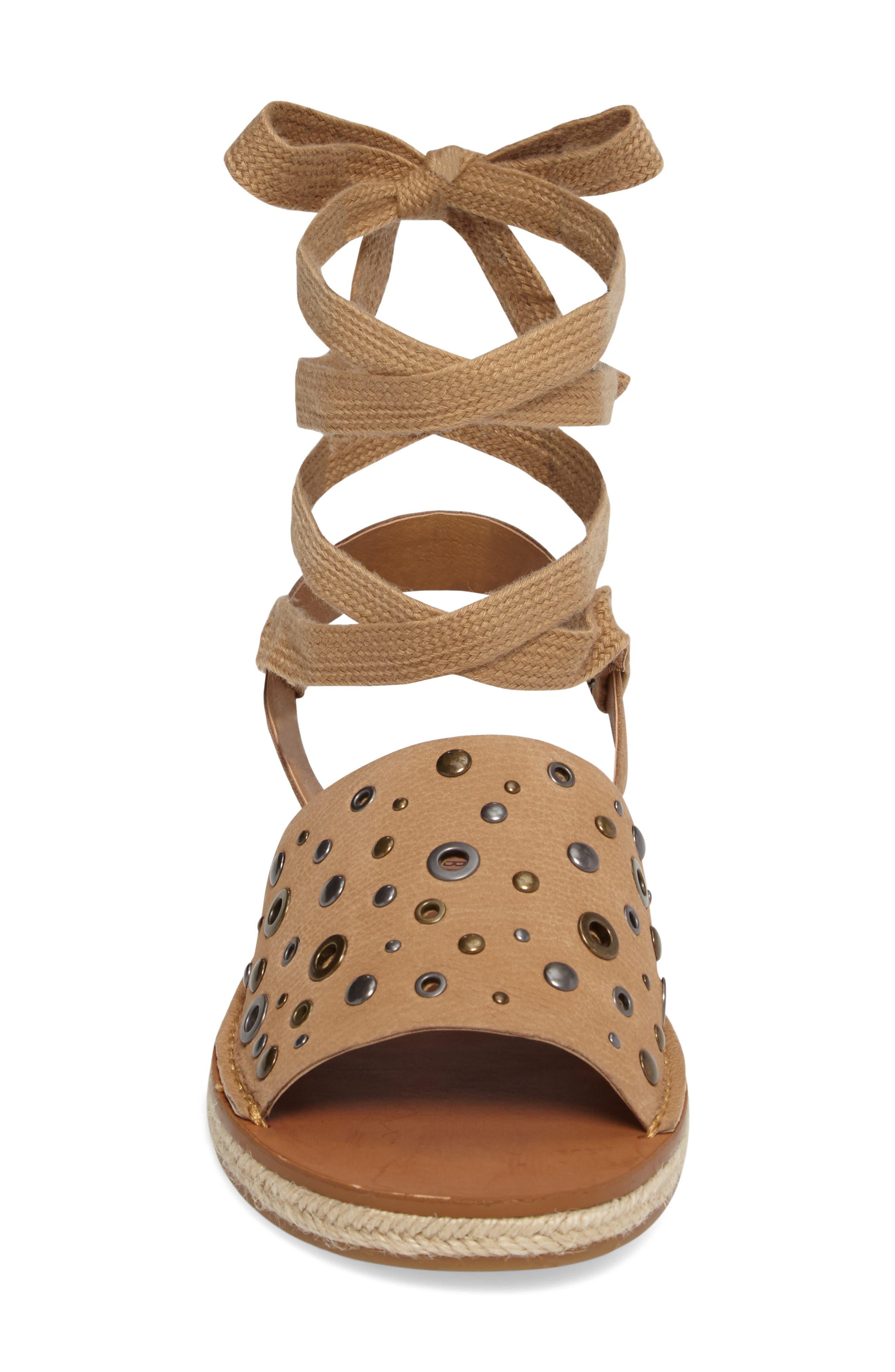 Daytah Ankle Tie Sandal,                             Alternate thumbnail 15, color,