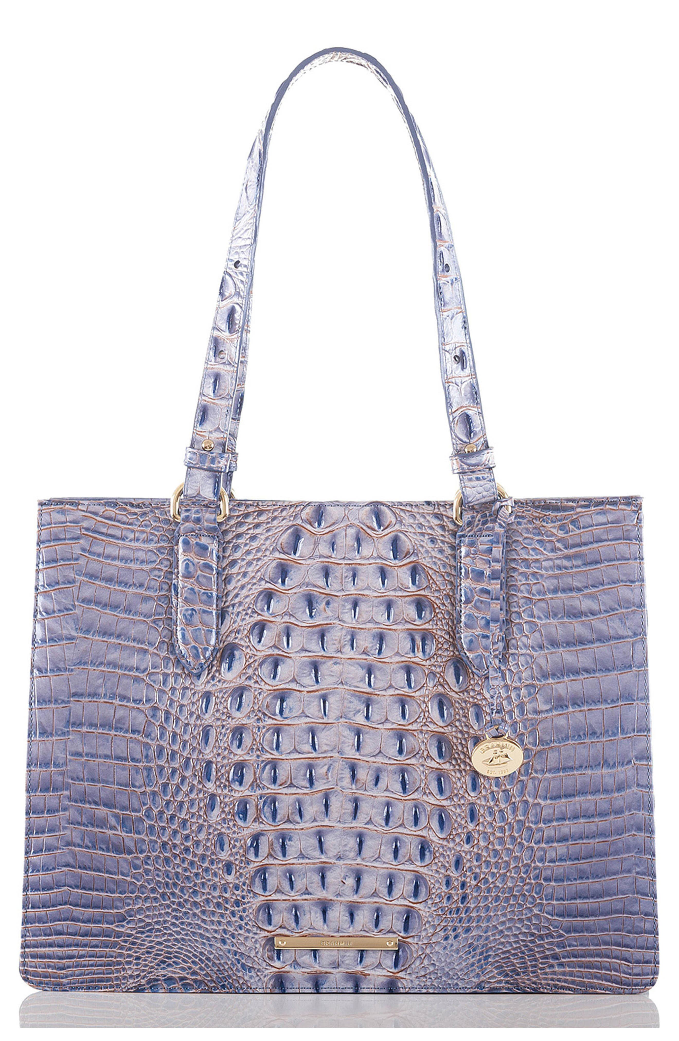 Medium Camille Leather Tote,                             Main thumbnail 2, color,