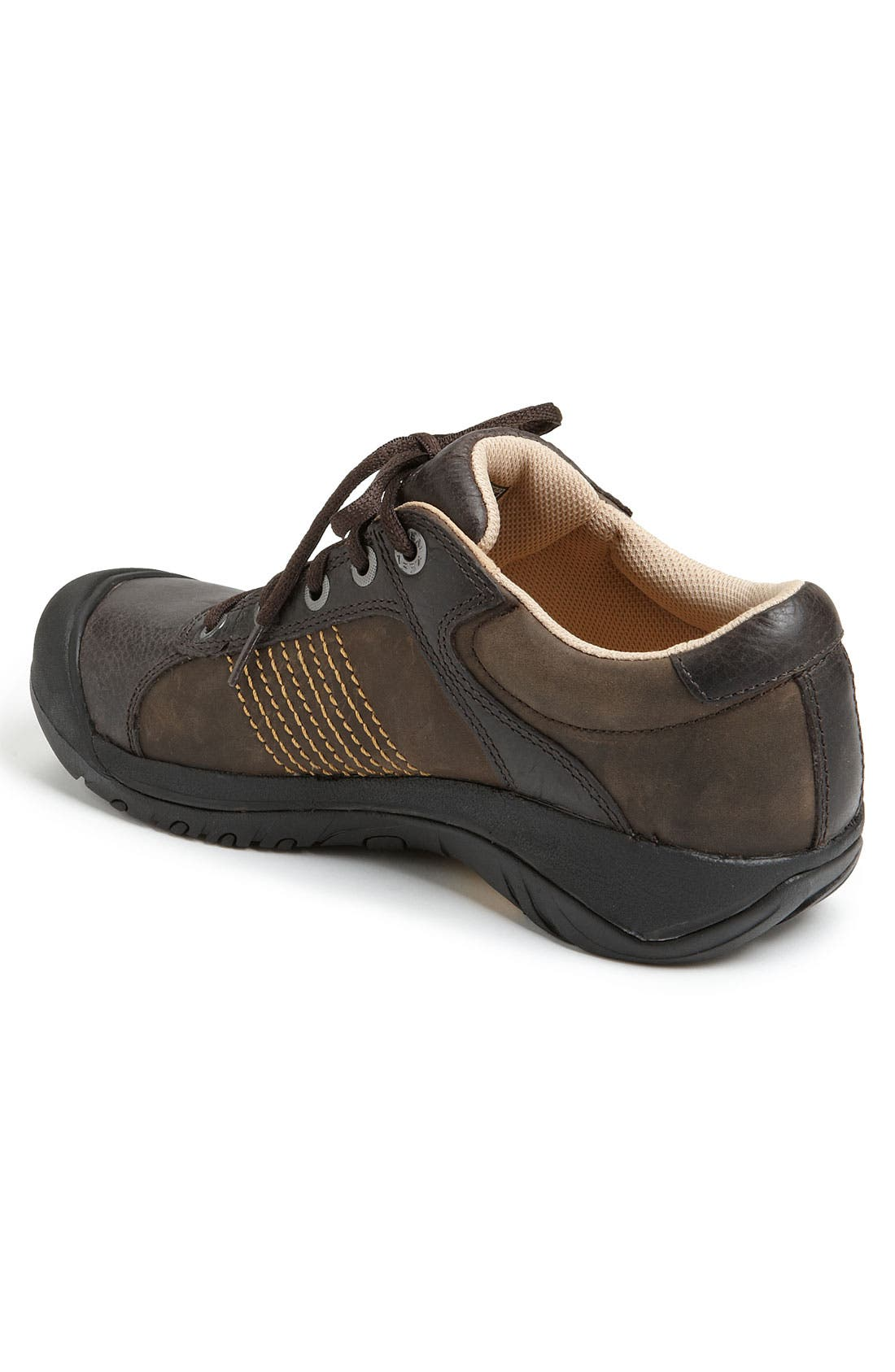'Finlay' Leather Oxford,                             Alternate thumbnail 19, color,