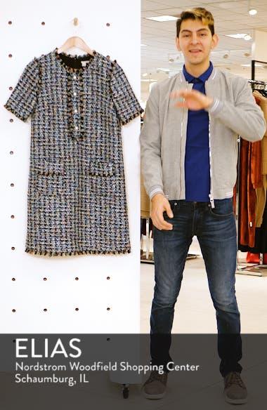 x Atlantic-Pacific Fringe Tweed Dress, sales video thumbnail