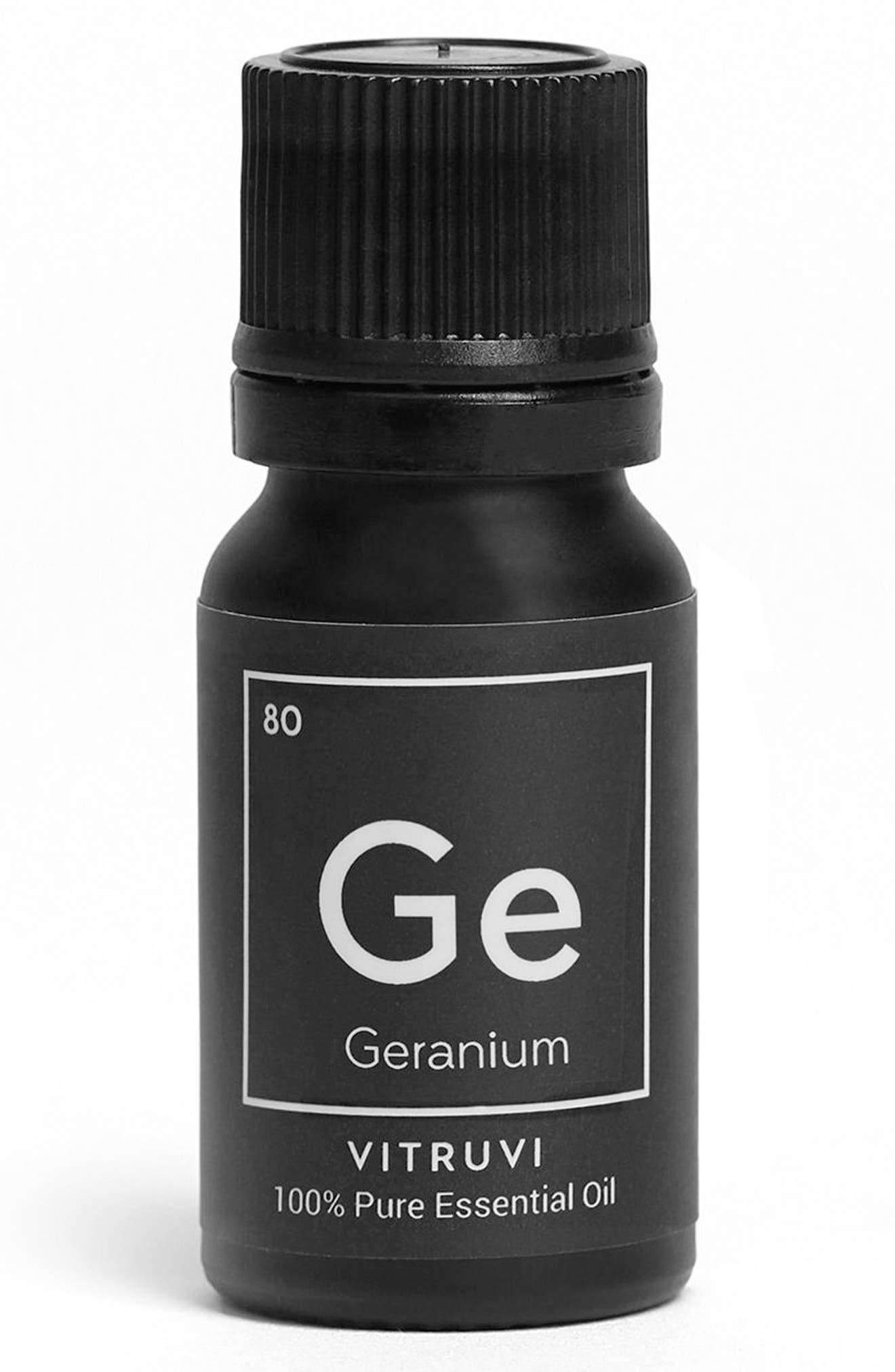 Geranium Essential Oil, Main, color, NO COLOR