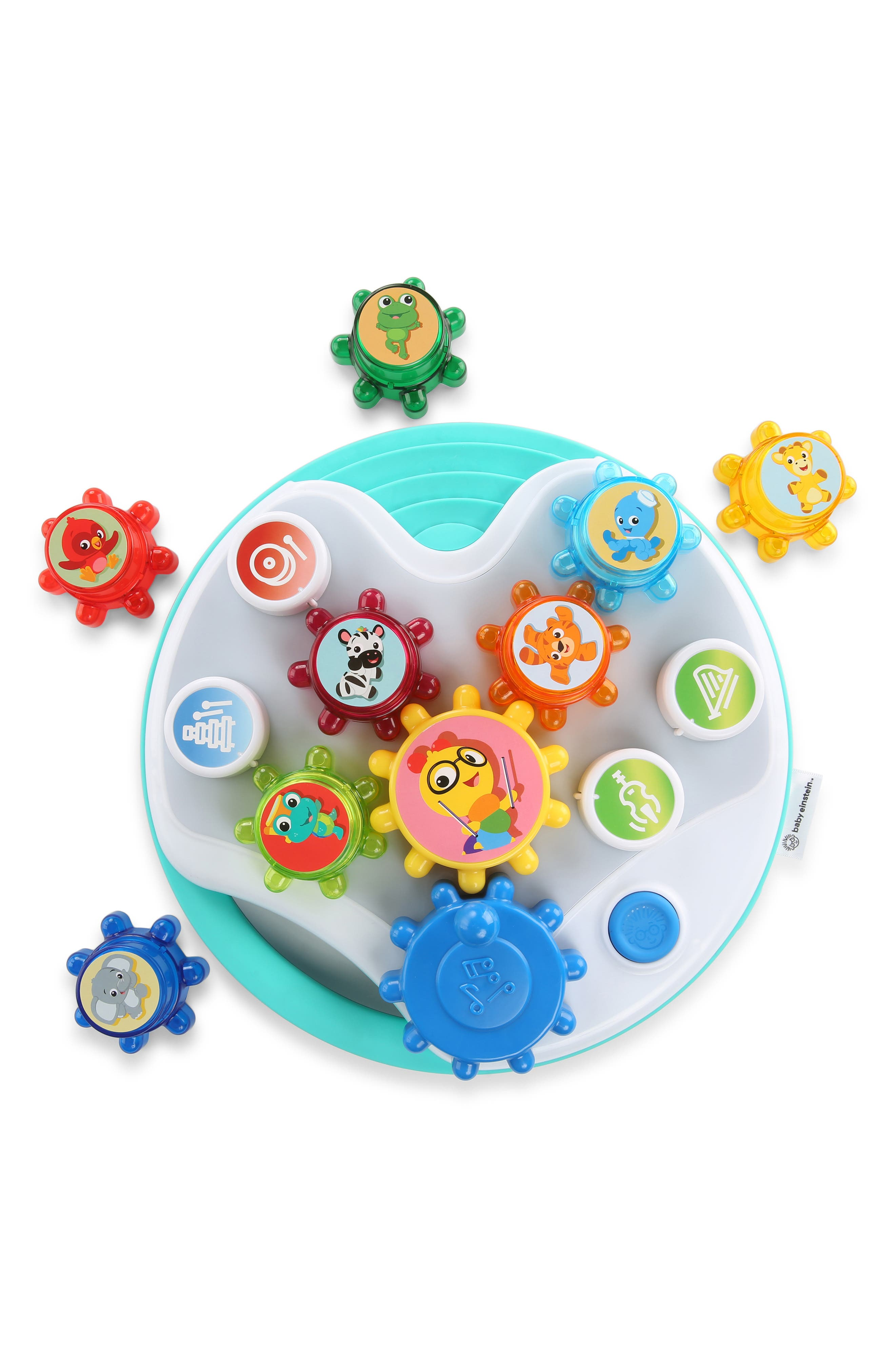 Toddler Baby Einstein Symphony Gears Musical Toy