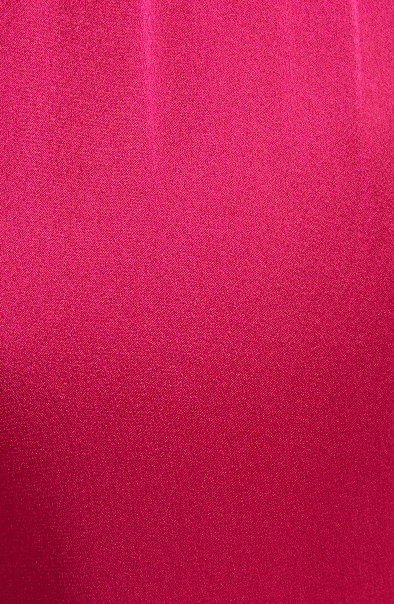 Liquid Crepe Pants,                             Alternate thumbnail 5, color,                             600