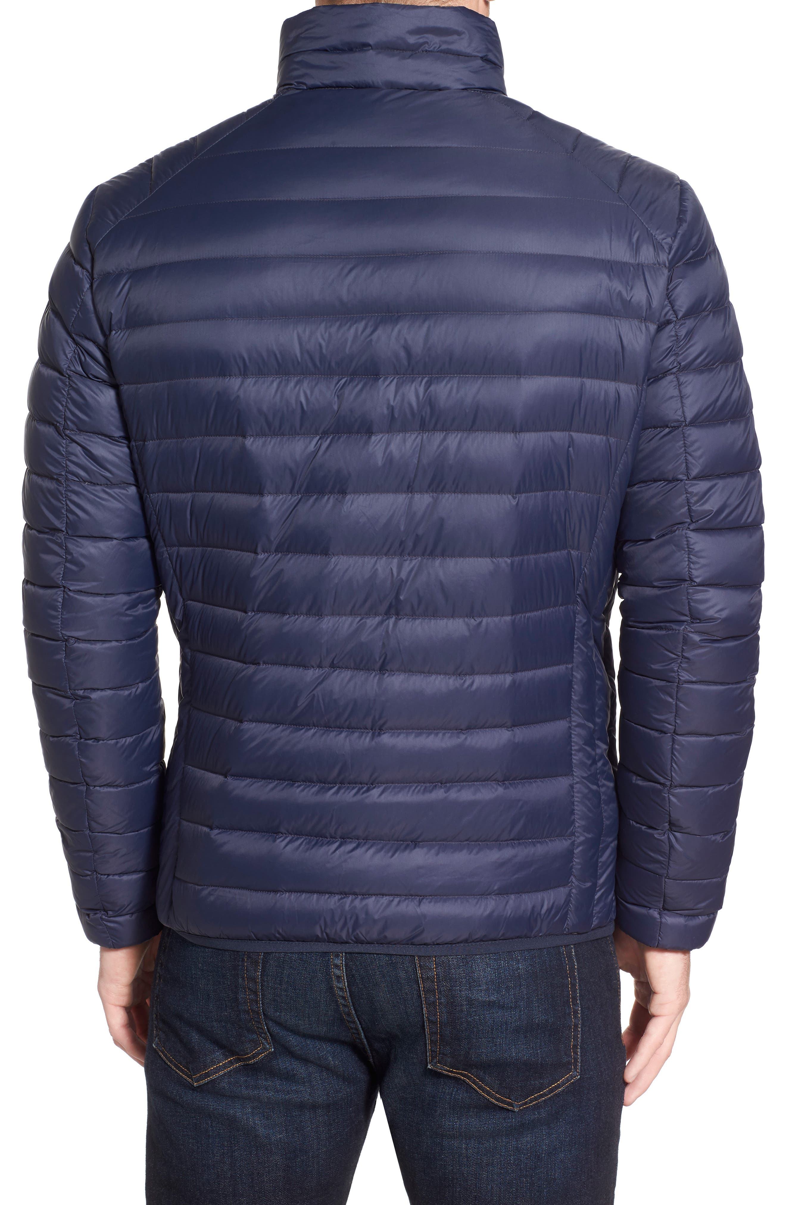 Quilted Down Jacket,                             Alternate thumbnail 23, color,