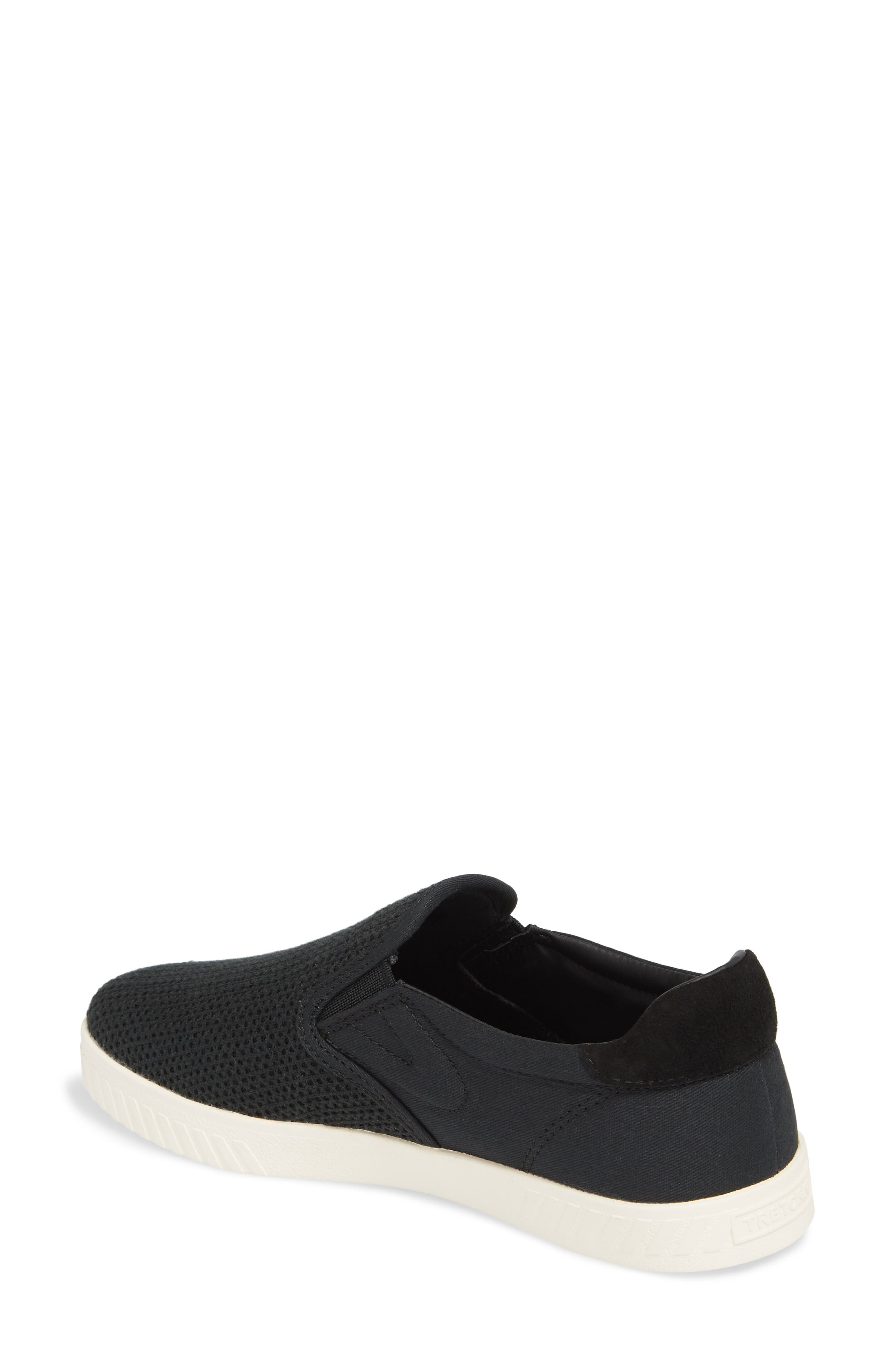 Cruz Mesh Slip-On Sneaker,                             Alternate thumbnail 4, color,