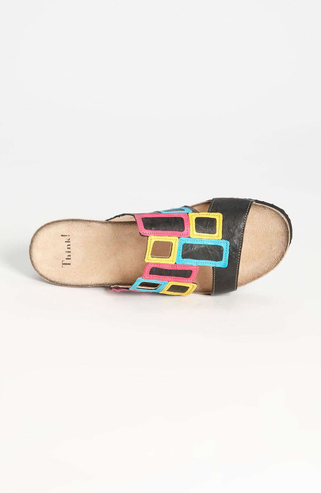 'Dumia' Sandal,                             Alternate thumbnail 2, color,                             001