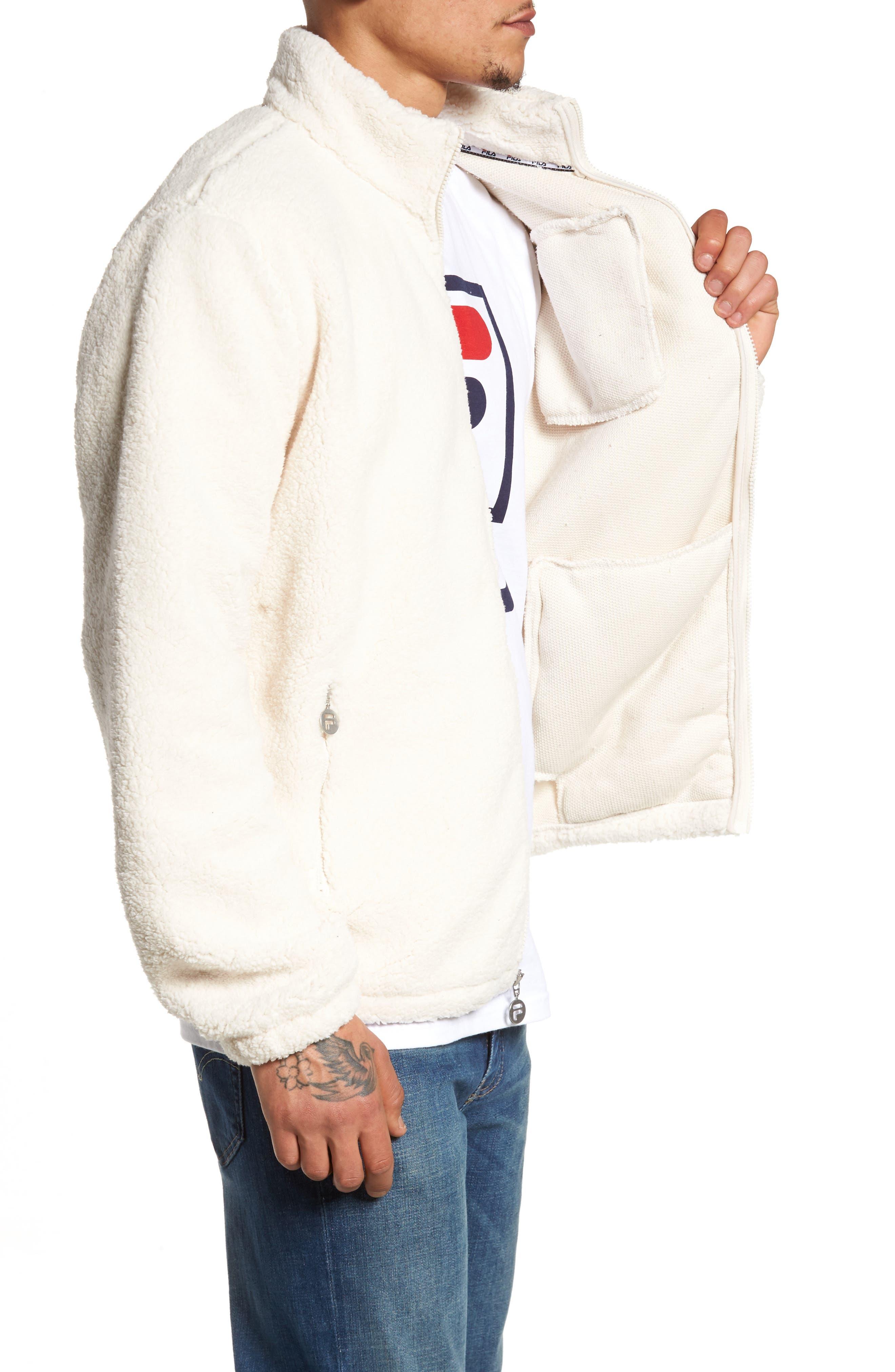 Finlay Fleece Jacket,                             Alternate thumbnail 5, color,