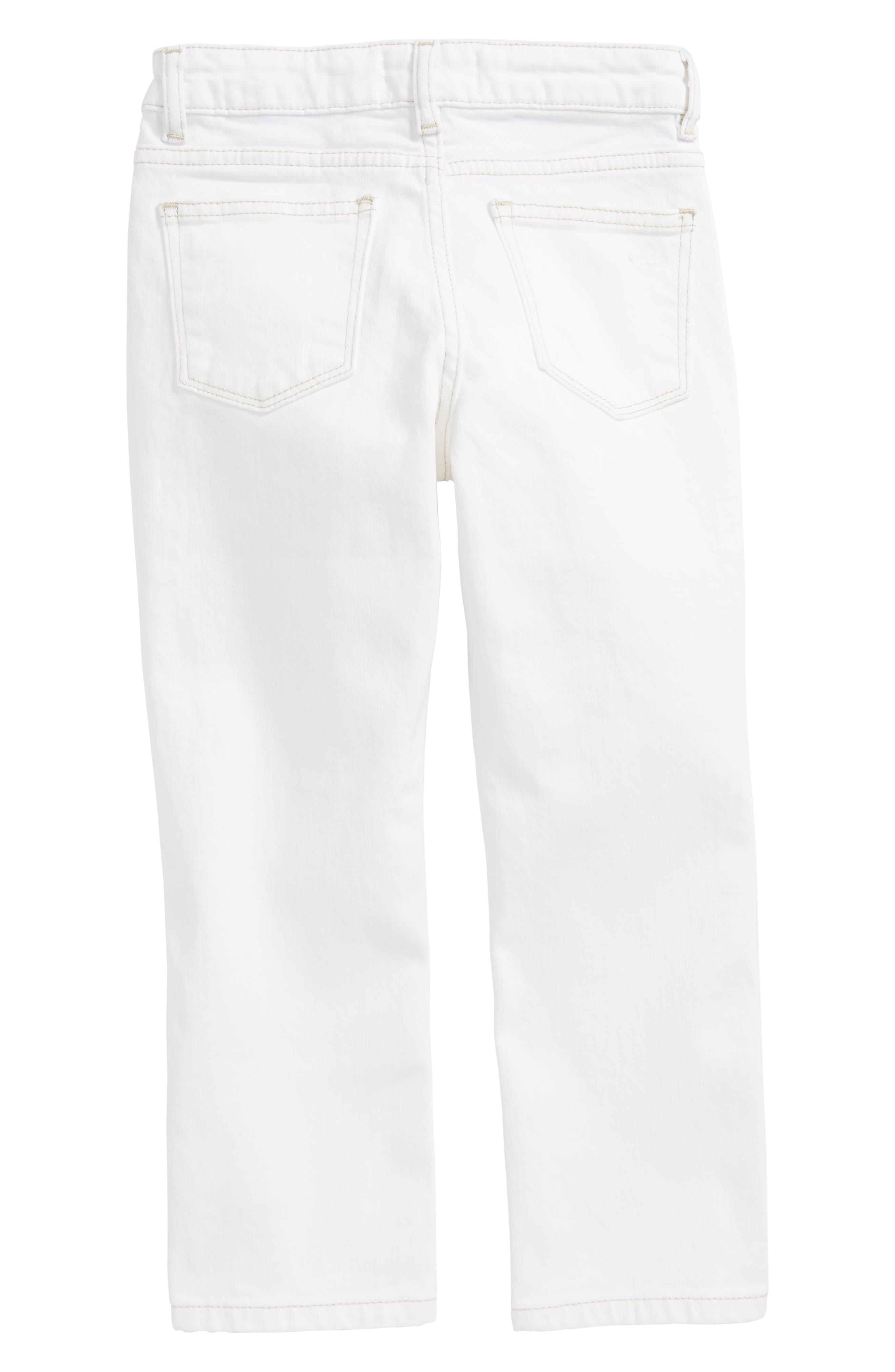 Brady Slim Fit Straight Leg Jeans,                             Alternate thumbnail 2, color,                             100