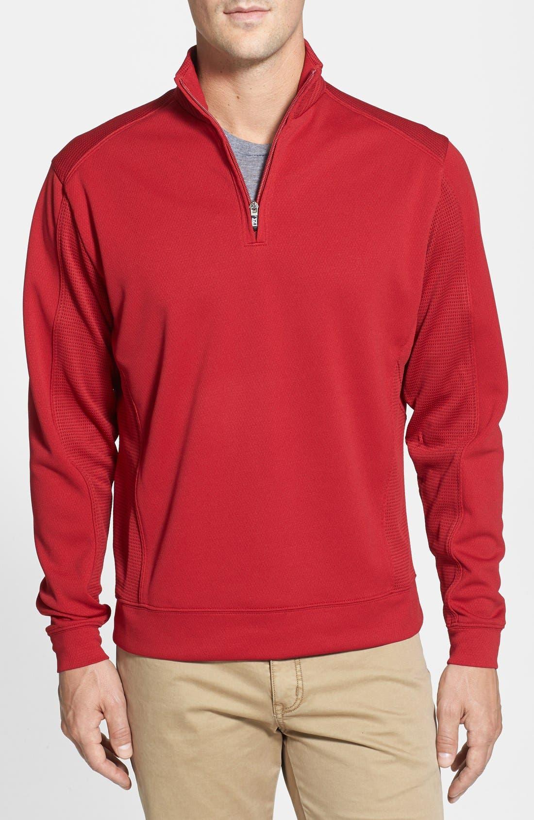 DryTec Half Zip Pullover,                         Main,                         color, 613