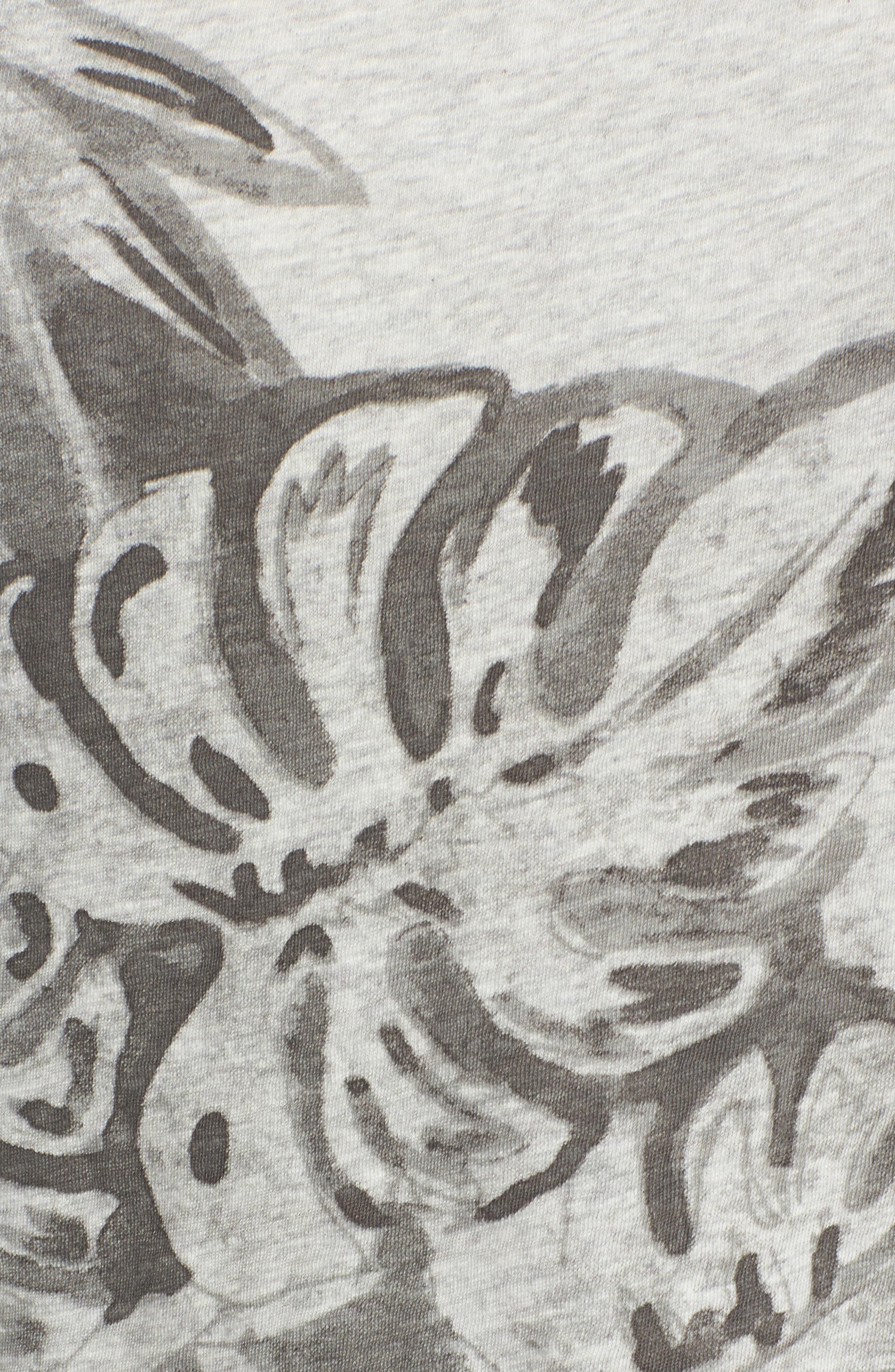 Printed Floral Tank,                             Alternate thumbnail 10, color,