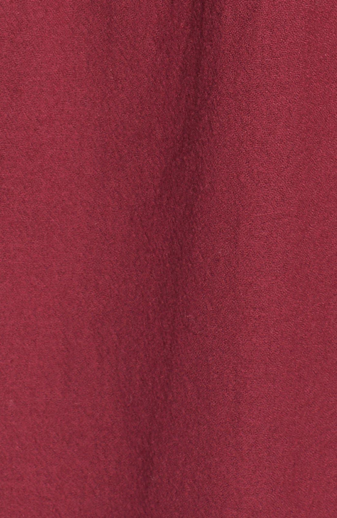Cape Dress,                             Alternate thumbnail 3, color,                             601