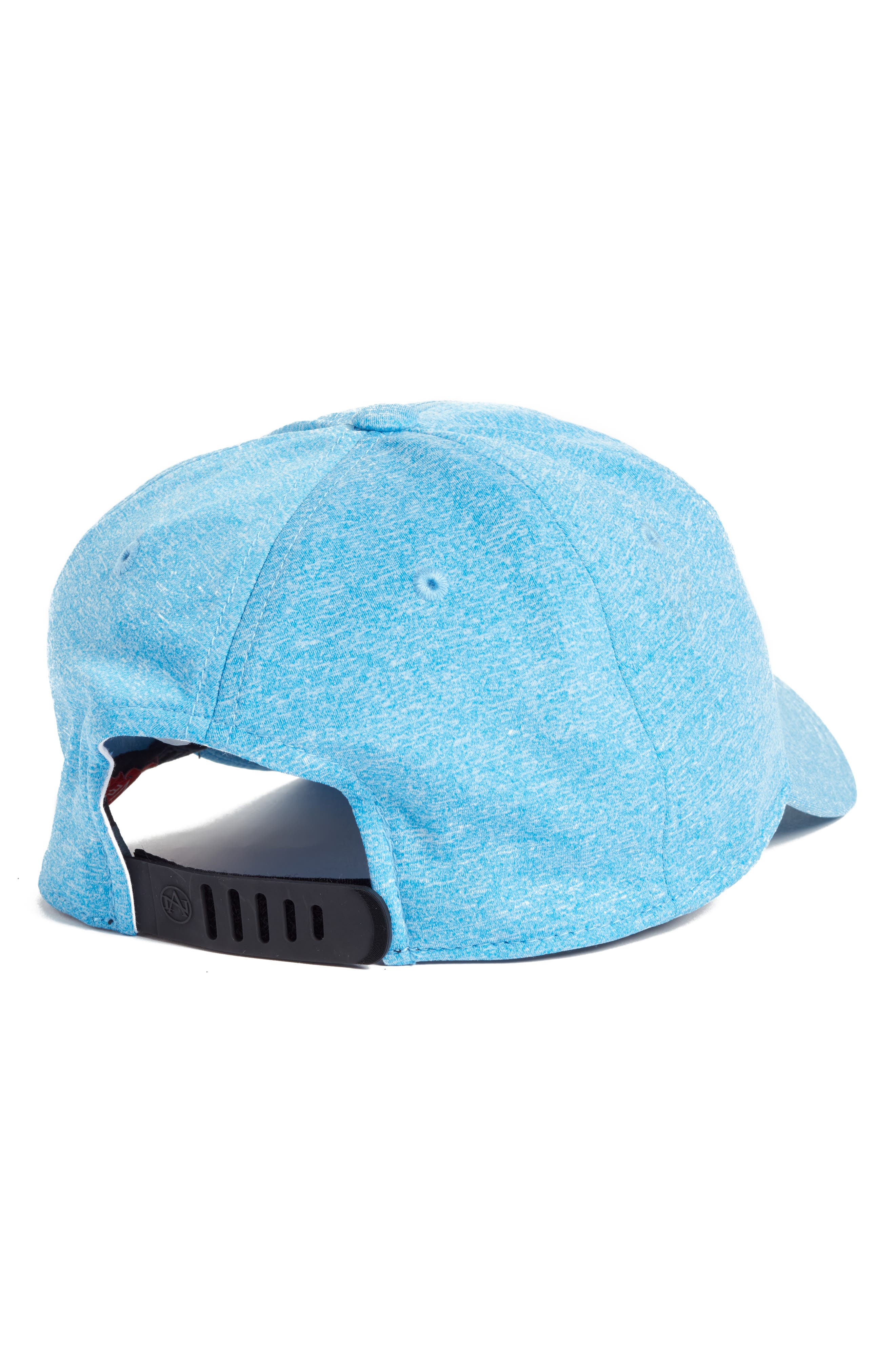 Heathered Tech Hat,                             Alternate thumbnail 2, color,                             BLUE