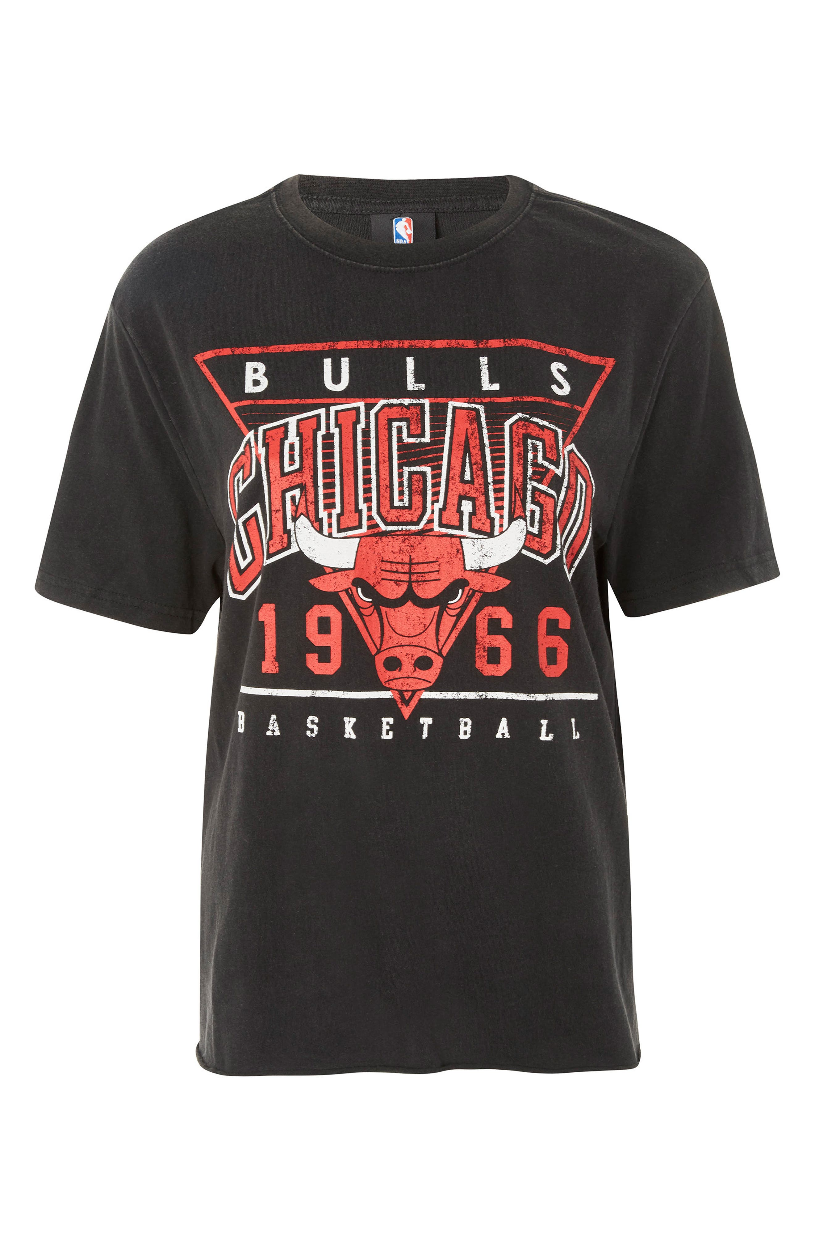 x UNK Chicago Bulls Graphic Tee,                             Alternate thumbnail 3, color,                             002